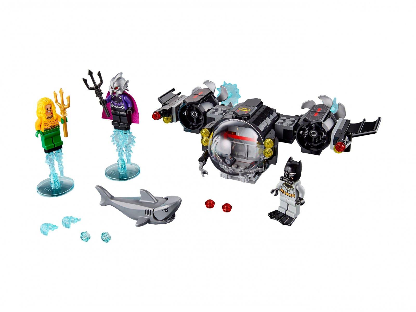 LEGO 76116 Łódź podwodna Batmana™