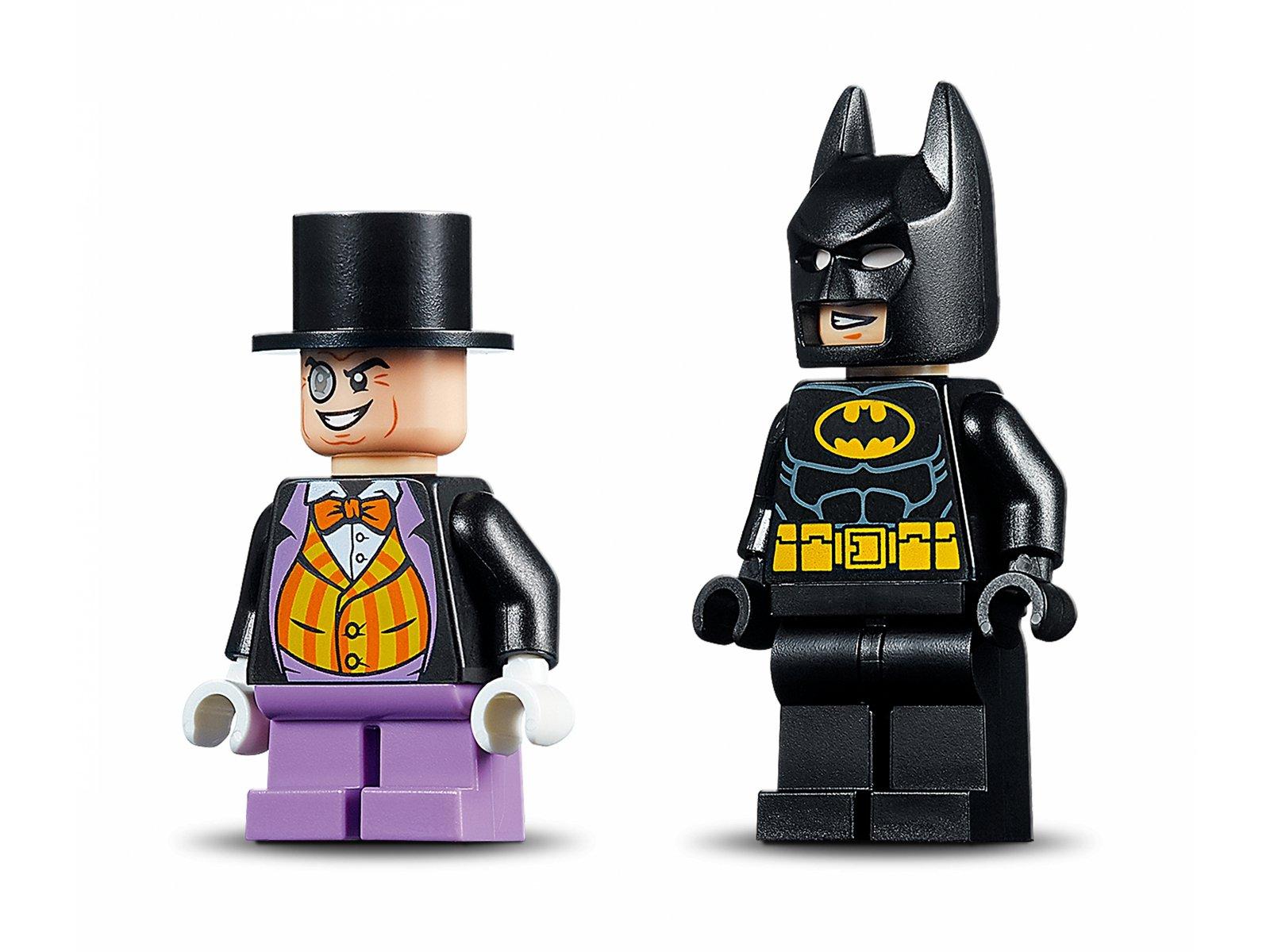 LEGO 76158 Pościg Batłodzią za Pingwinem