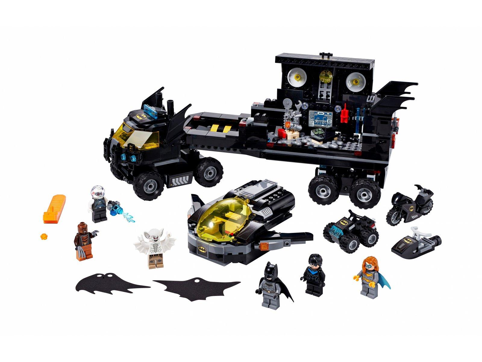 LEGO 76160 Mobilna baza Batmana