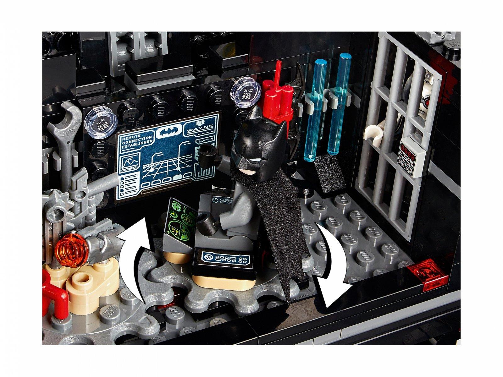 LEGO DC Comics™ Super Heroes 76160 Mobilna baza Batmana