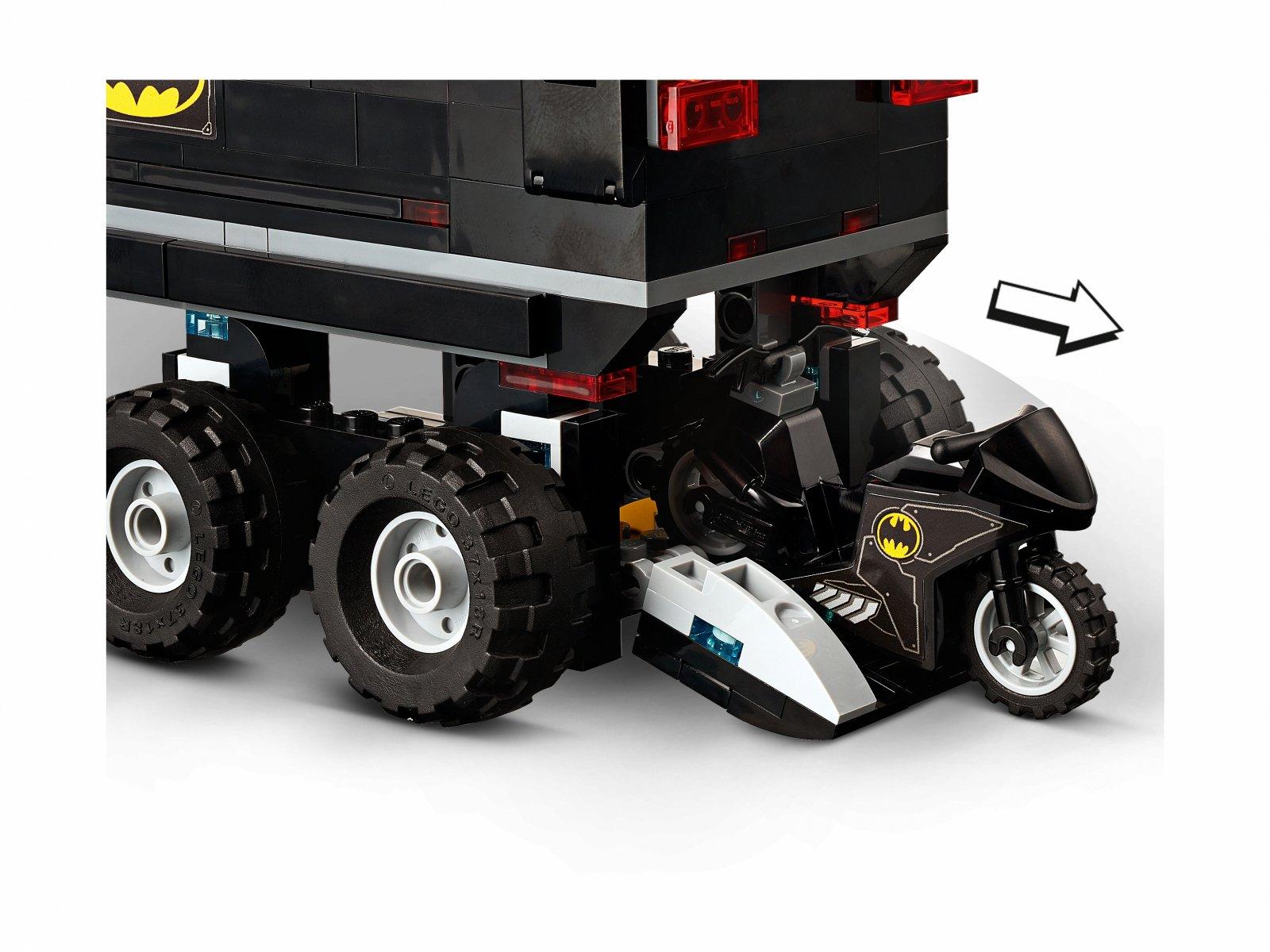 LEGO DC Comics™ Super Heroes Mobilna baza Batmana 76160