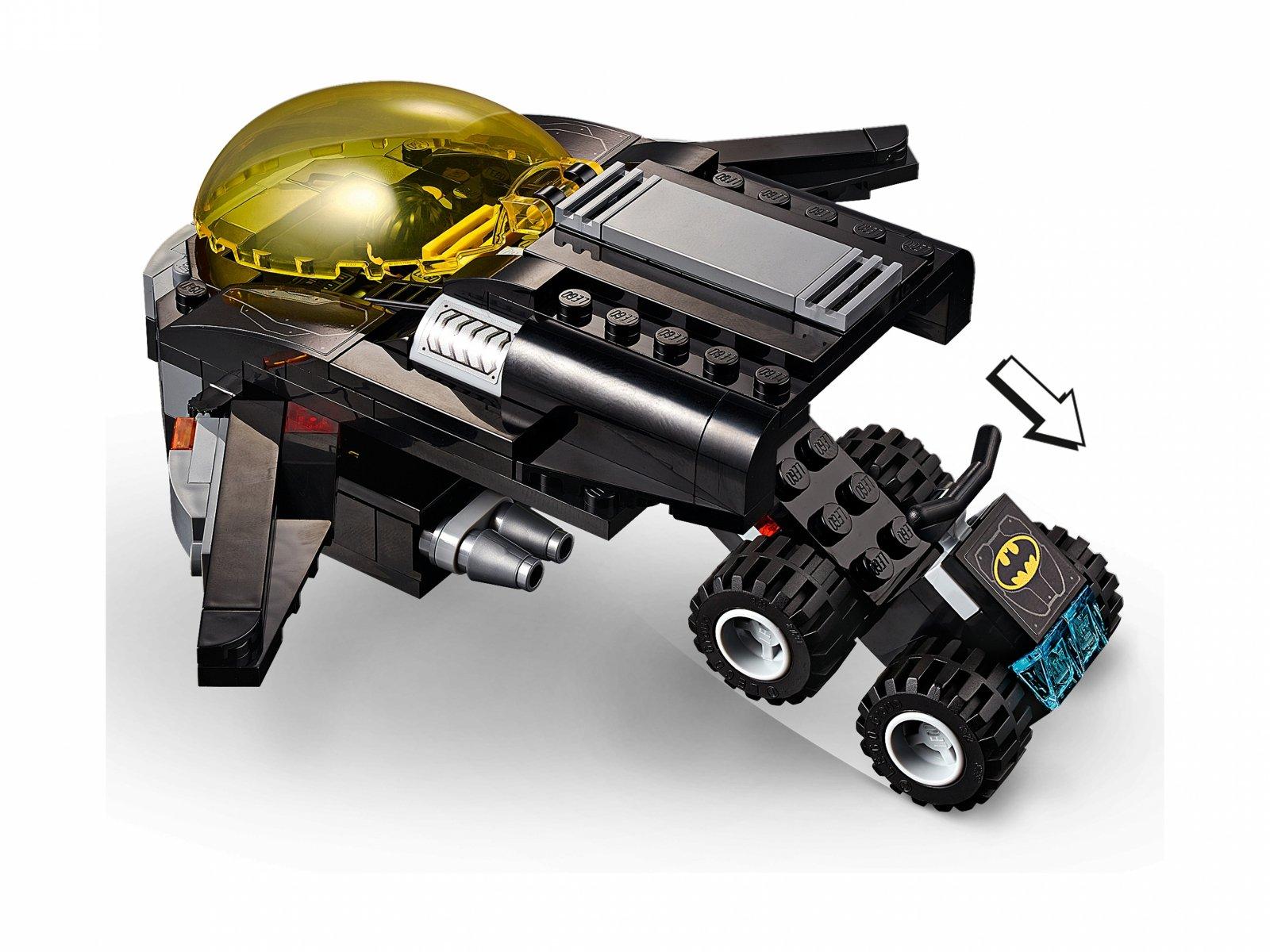 LEGO 76160 DC Comics™ Super Heroes Mobilna baza Batmana