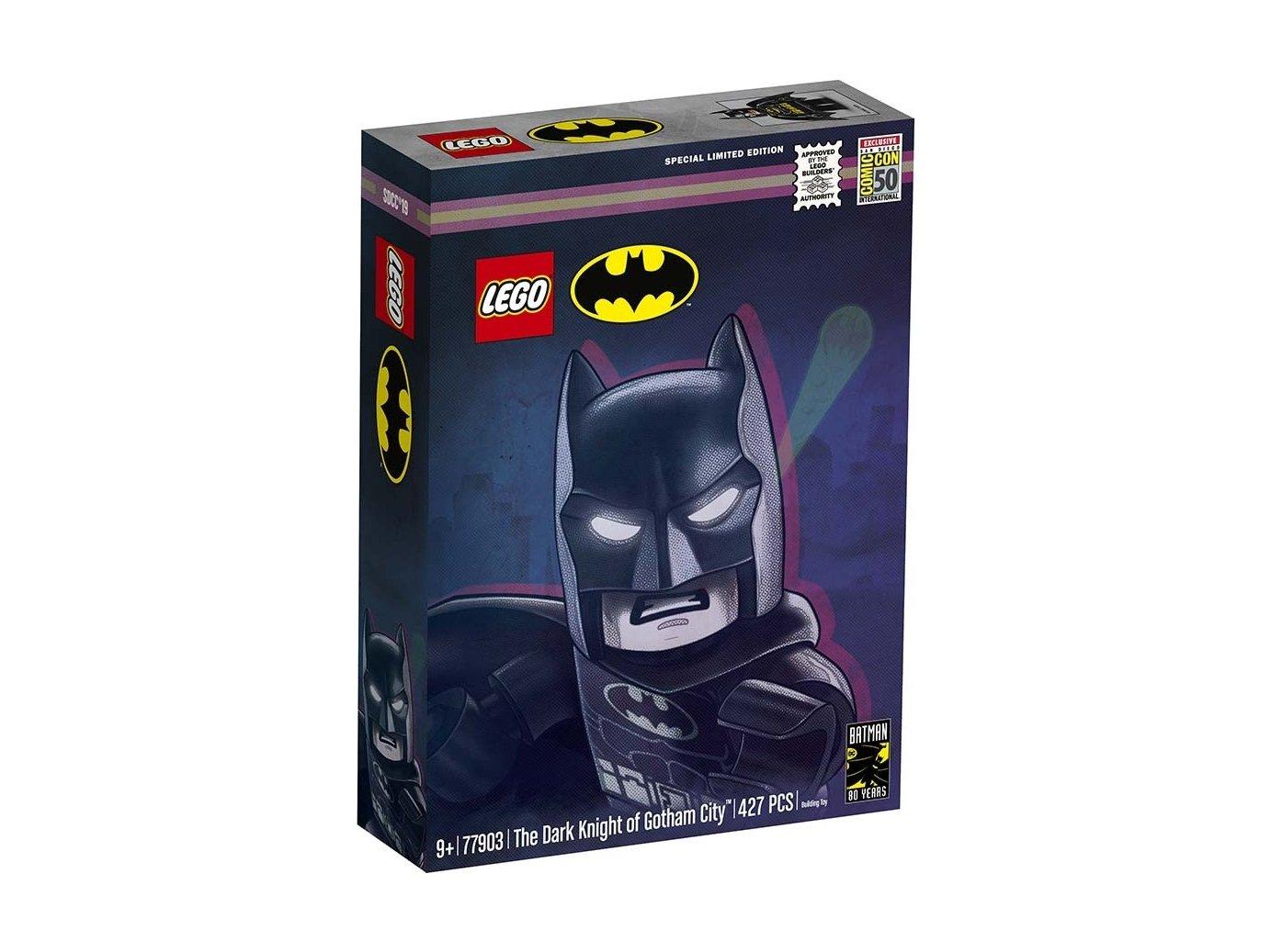 LEGO DC Comics™ Super Heroes 77903 The Dark Knight of Gotham City™