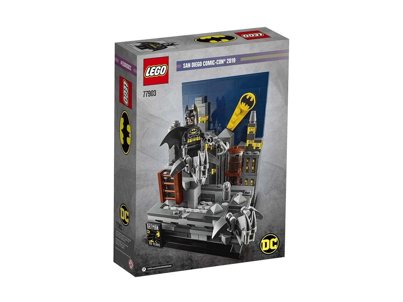 LEGO 77903 DC Comics™ Super Heroes The Dark Knight of Gotham City™