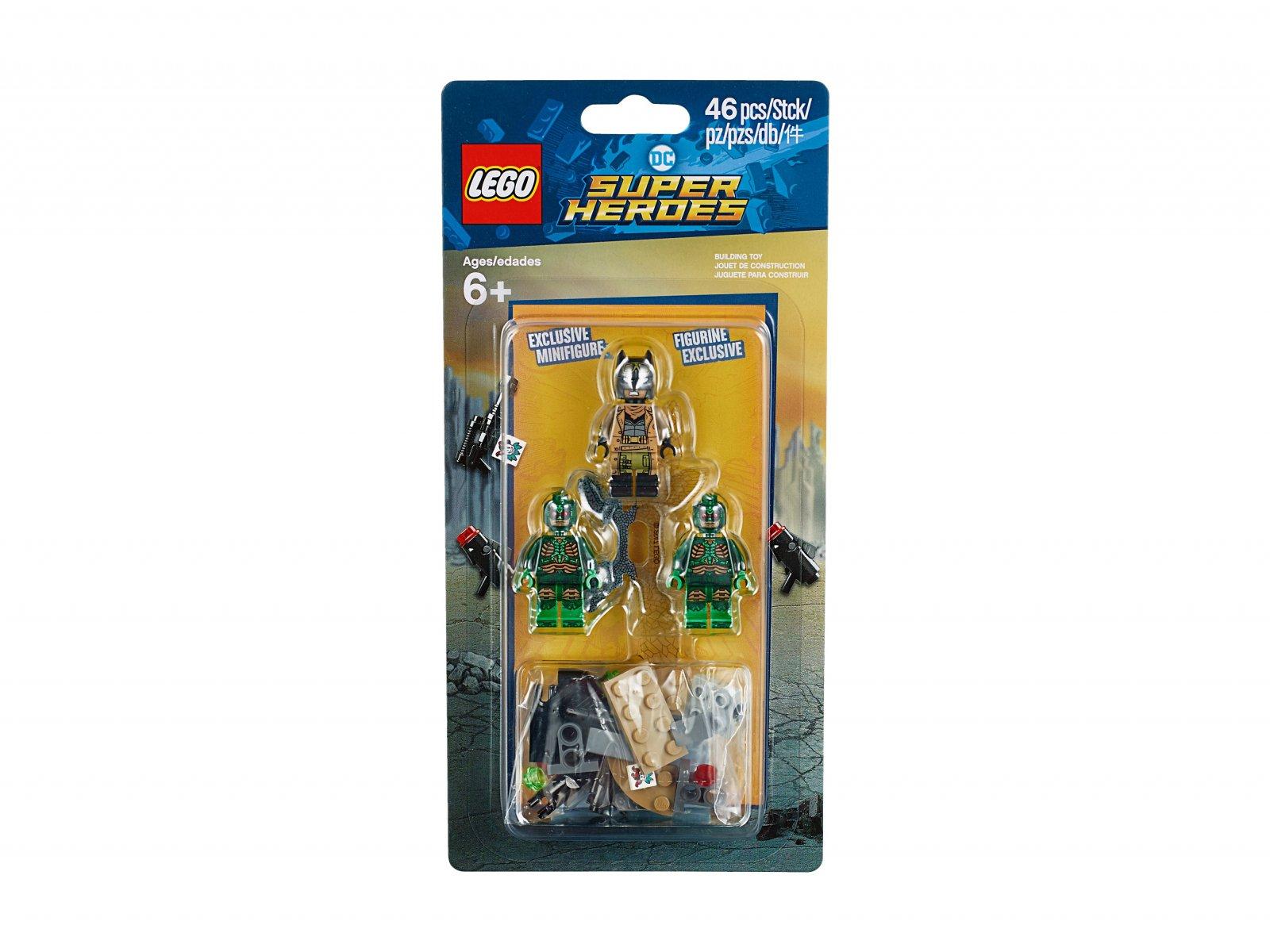 LEGO DC Comics™ Super Heroes Knightmare Batman™ - zestaw akcesoriów 2018