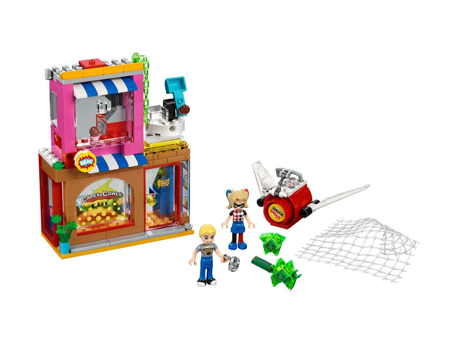 HARLEY QUINN 41231 Lego DC Super Hero Girls MiniFigure New.