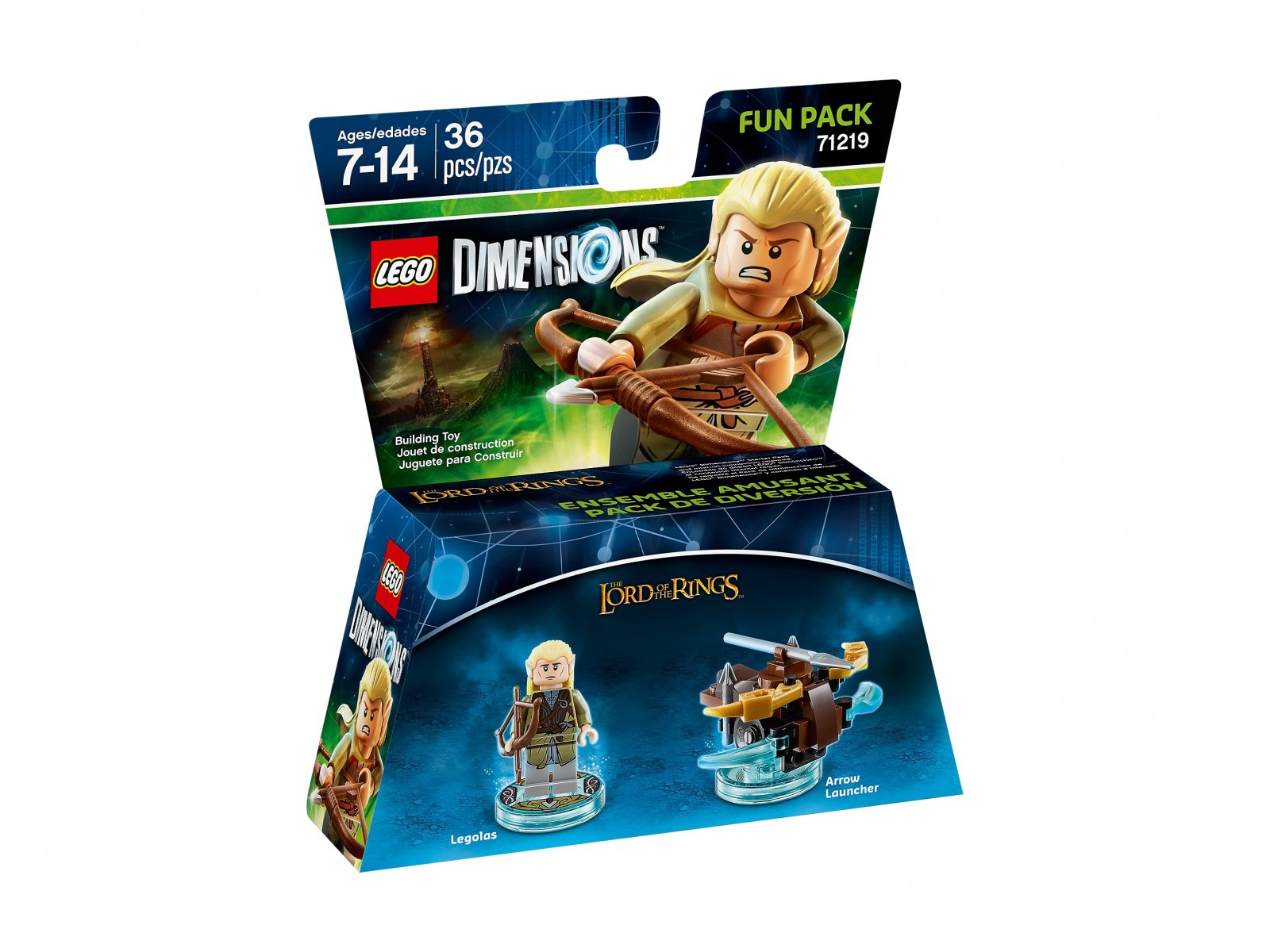 LEGO Dimensions™ 71219 Legolas™ Fun Pack