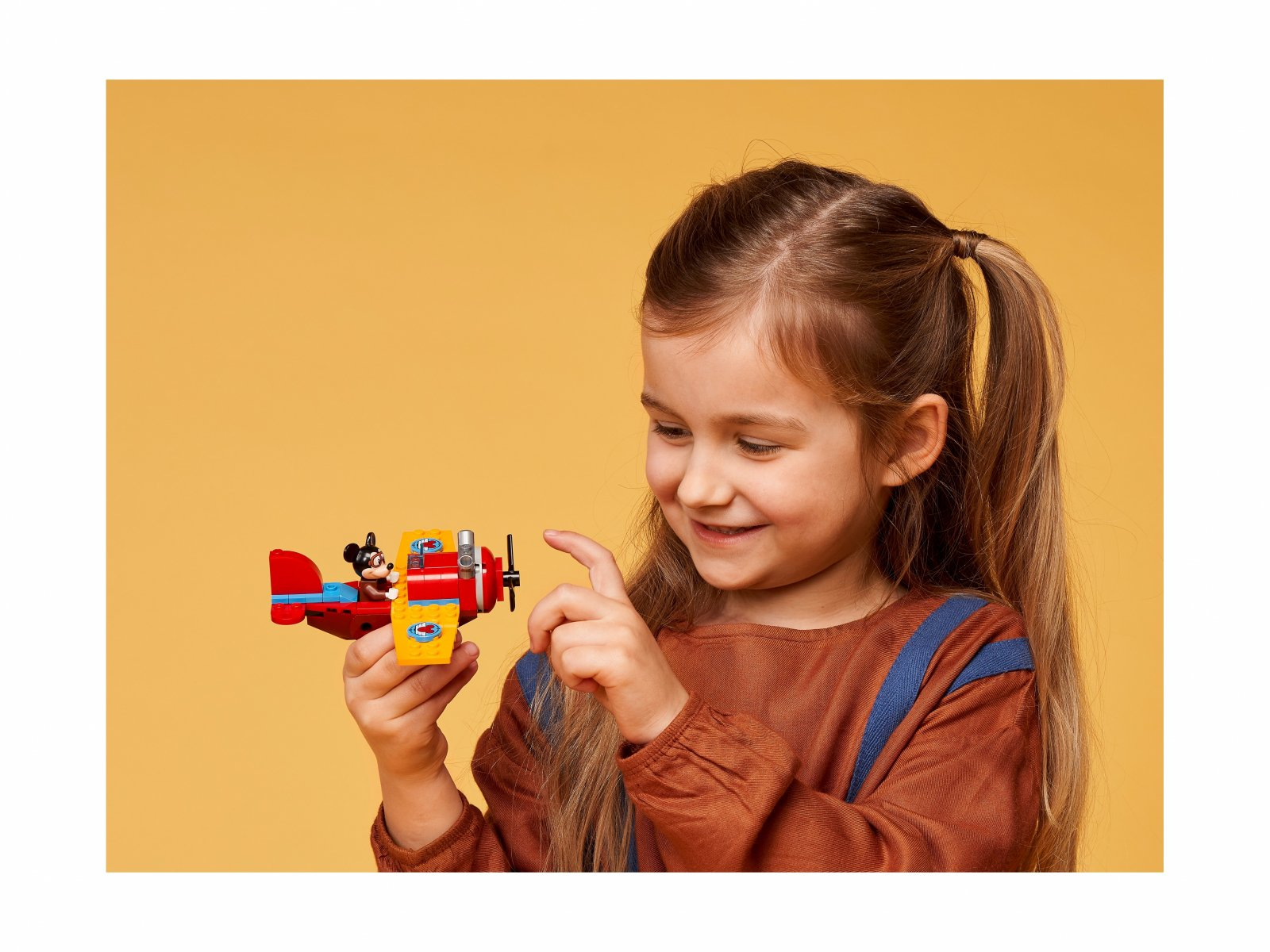 LEGO Disney 10772 Samolot śmigłowy Myszki Miki