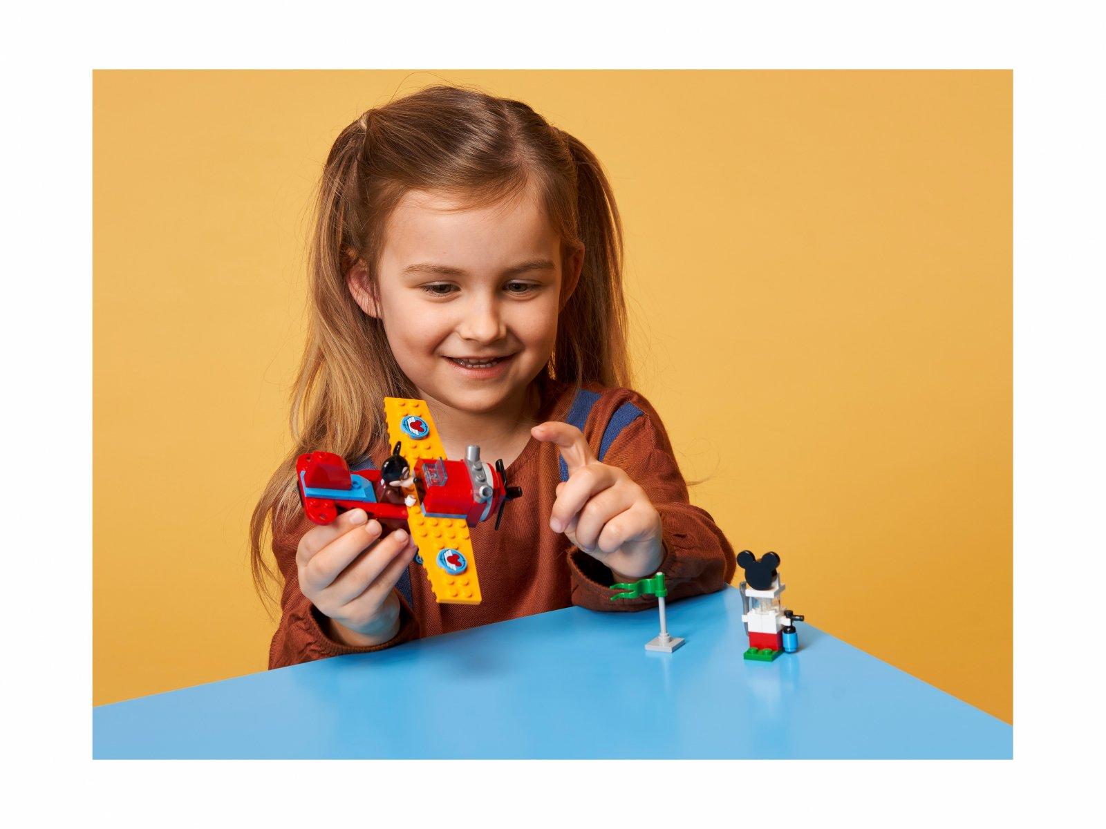 LEGO Disney Samolot śmigłowy Myszki Miki 10772