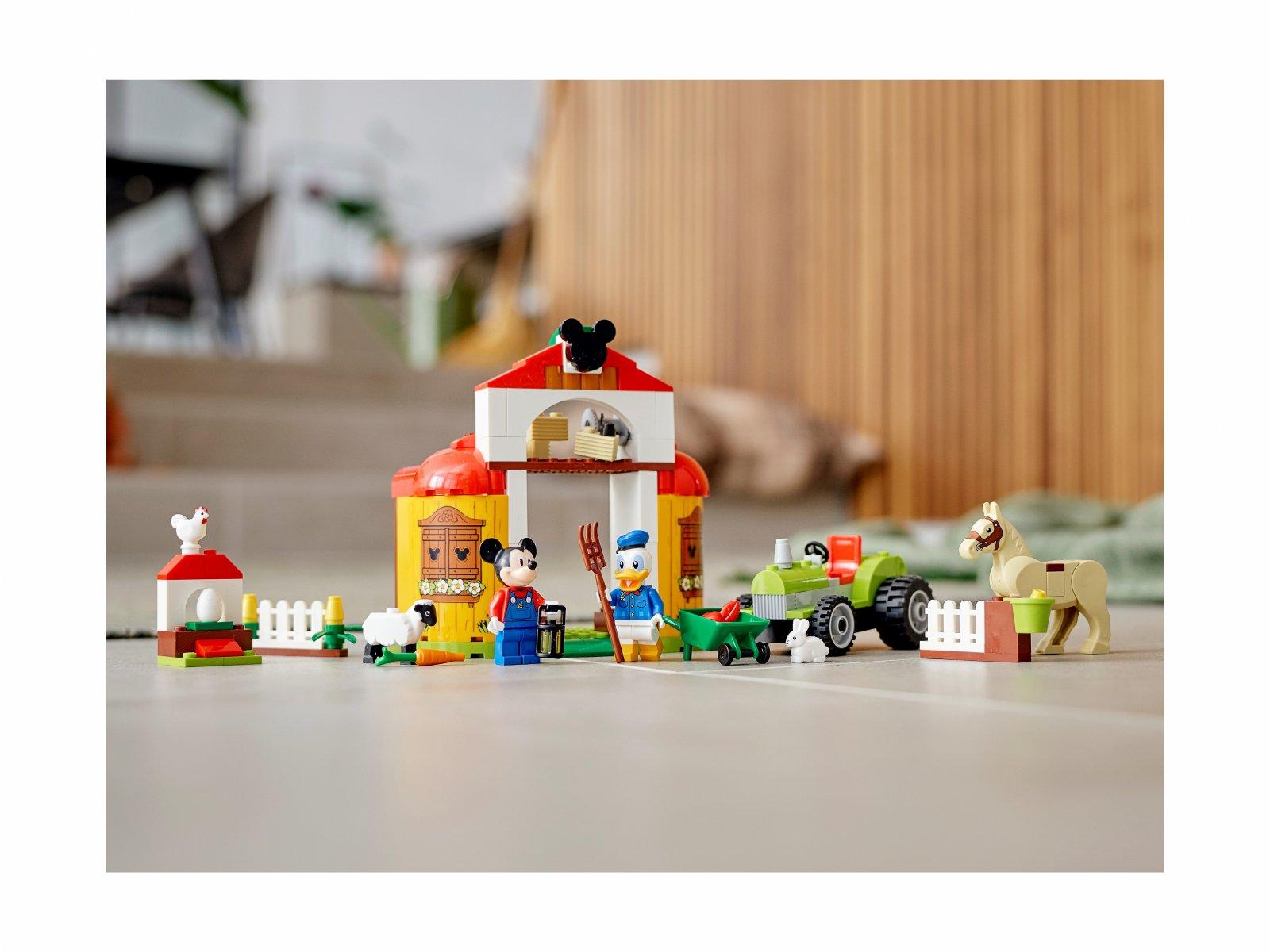 LEGO Disney Farma Mikiego i Donalda 10775