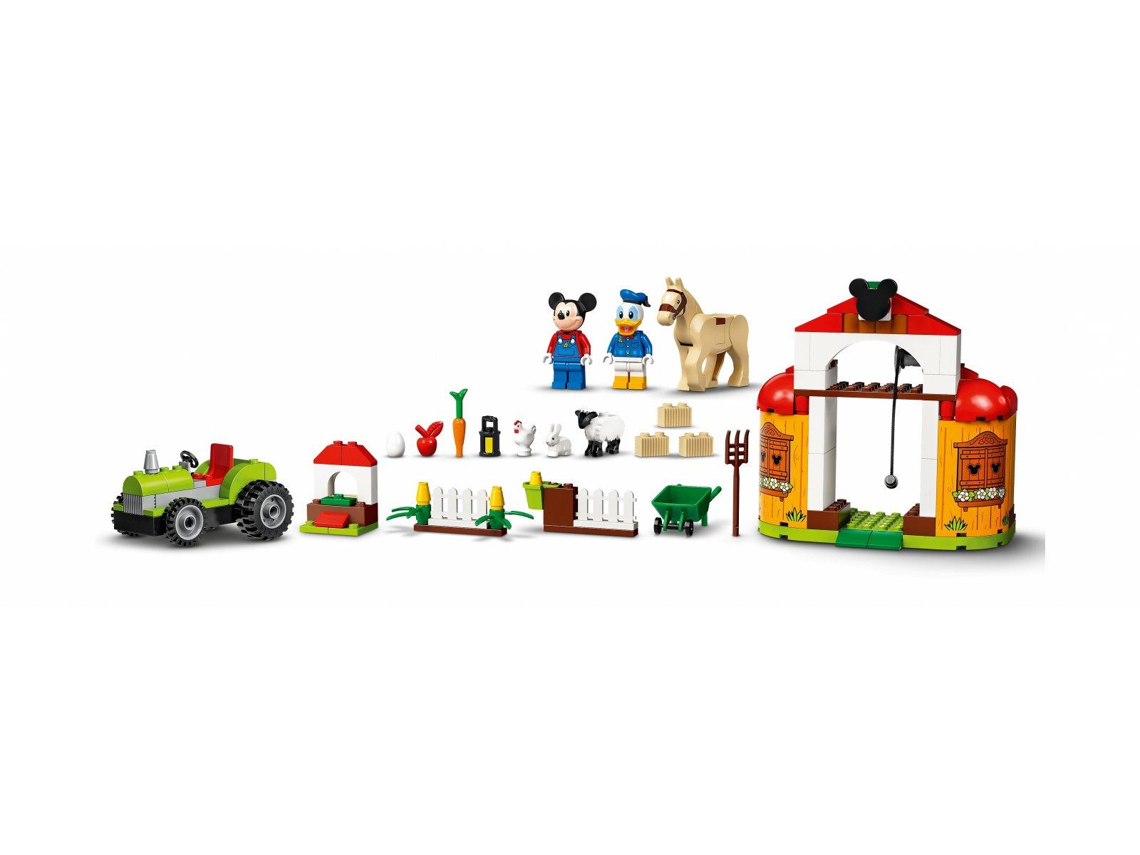 LEGO 10775 Farma Mikiego i Donalda