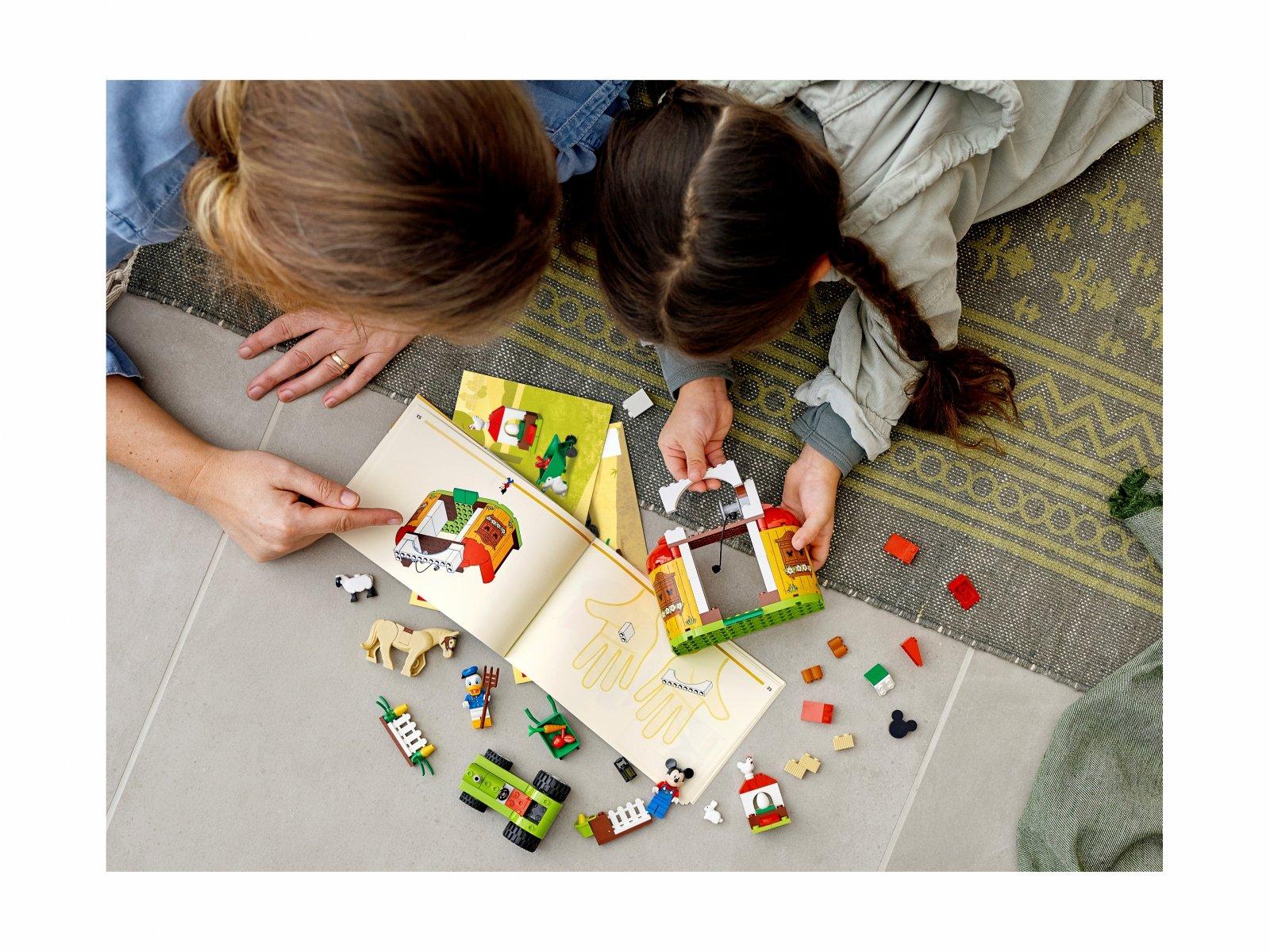 LEGO Disney 10775 Farma Mikiego i Donalda