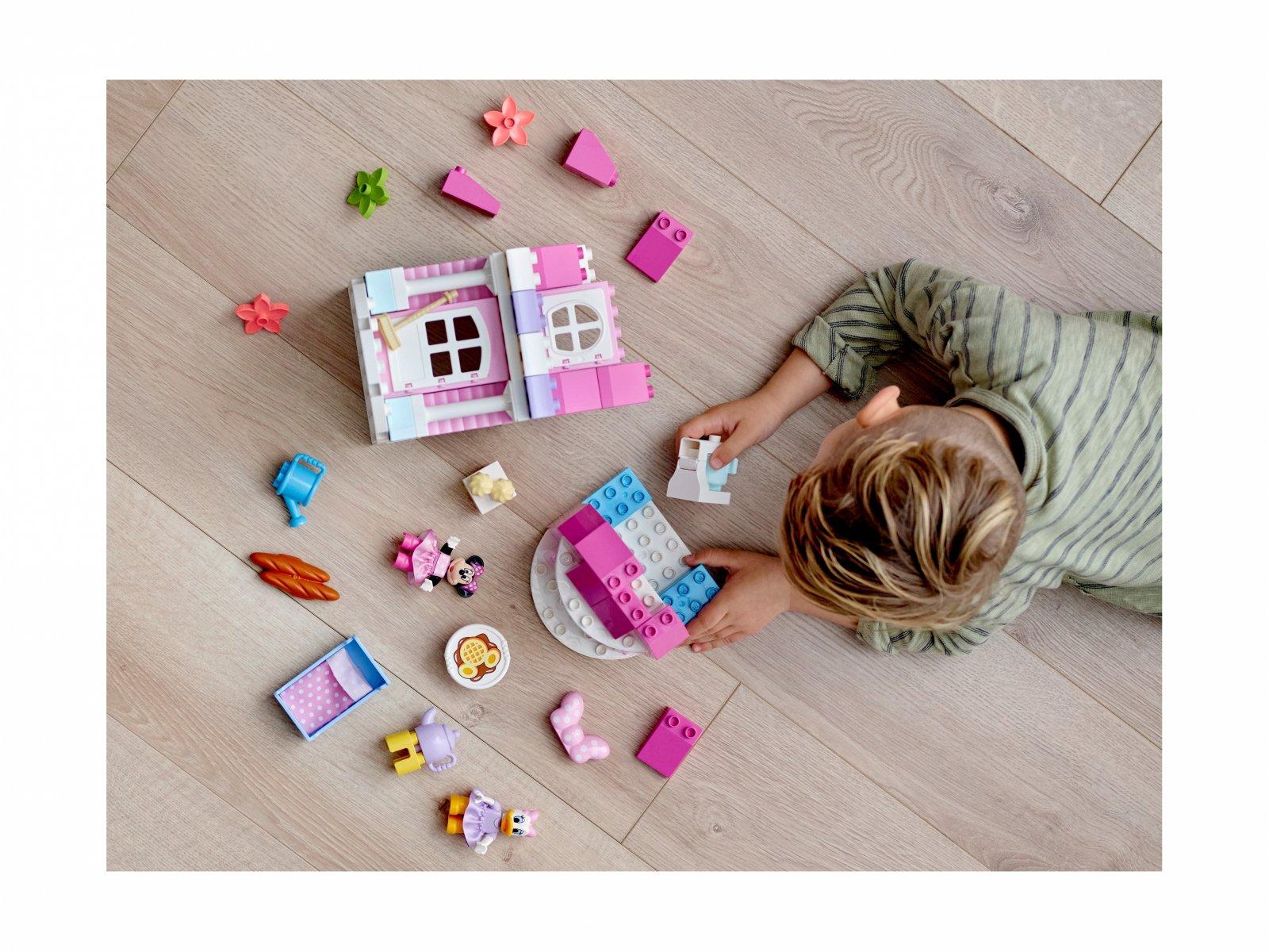 LEGO Disney 10942 Dom i kawiarnia Myszki Minnie