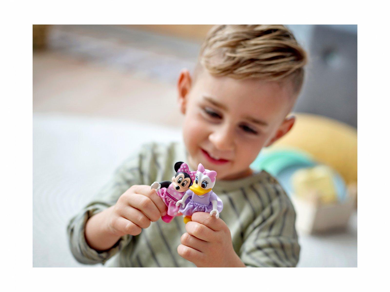LEGO Disney Dom i kawiarnia Myszki Minnie 10942