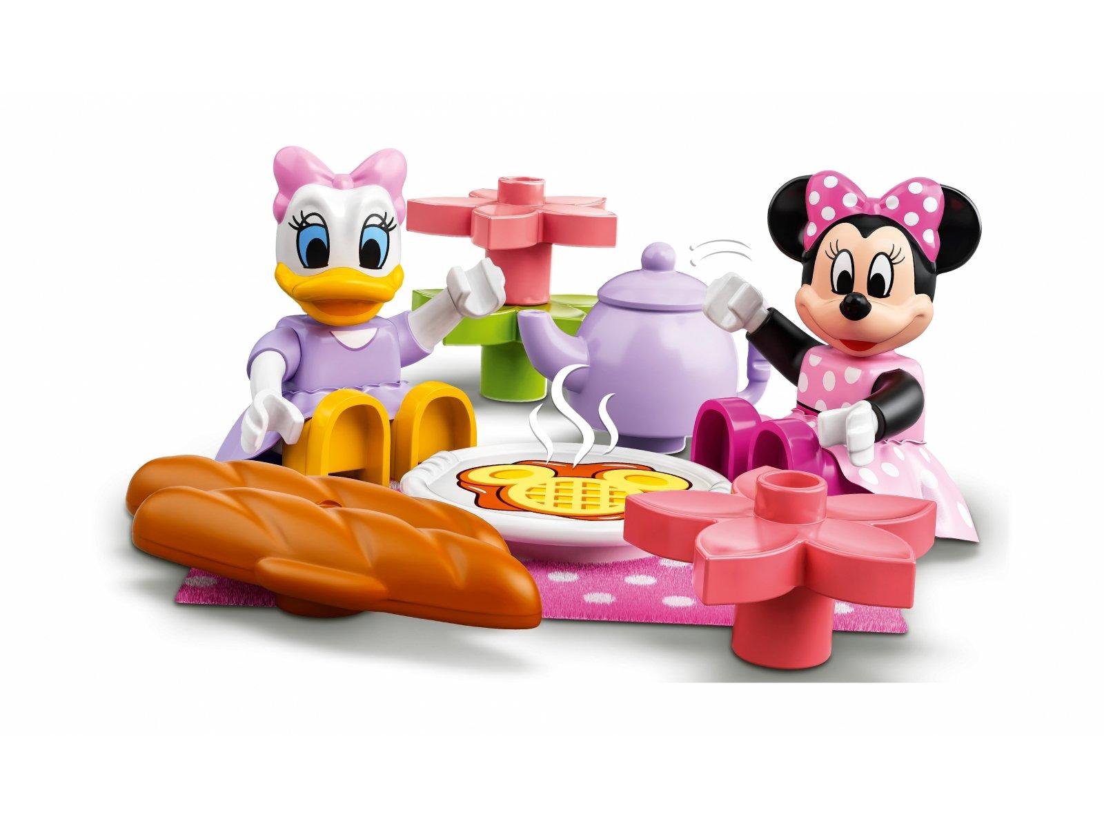 LEGO 10942 Disney Dom i kawiarnia Myszki Minnie
