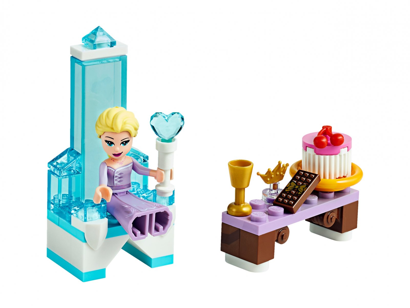 LEGO 30553 Elsa's Winter Throne