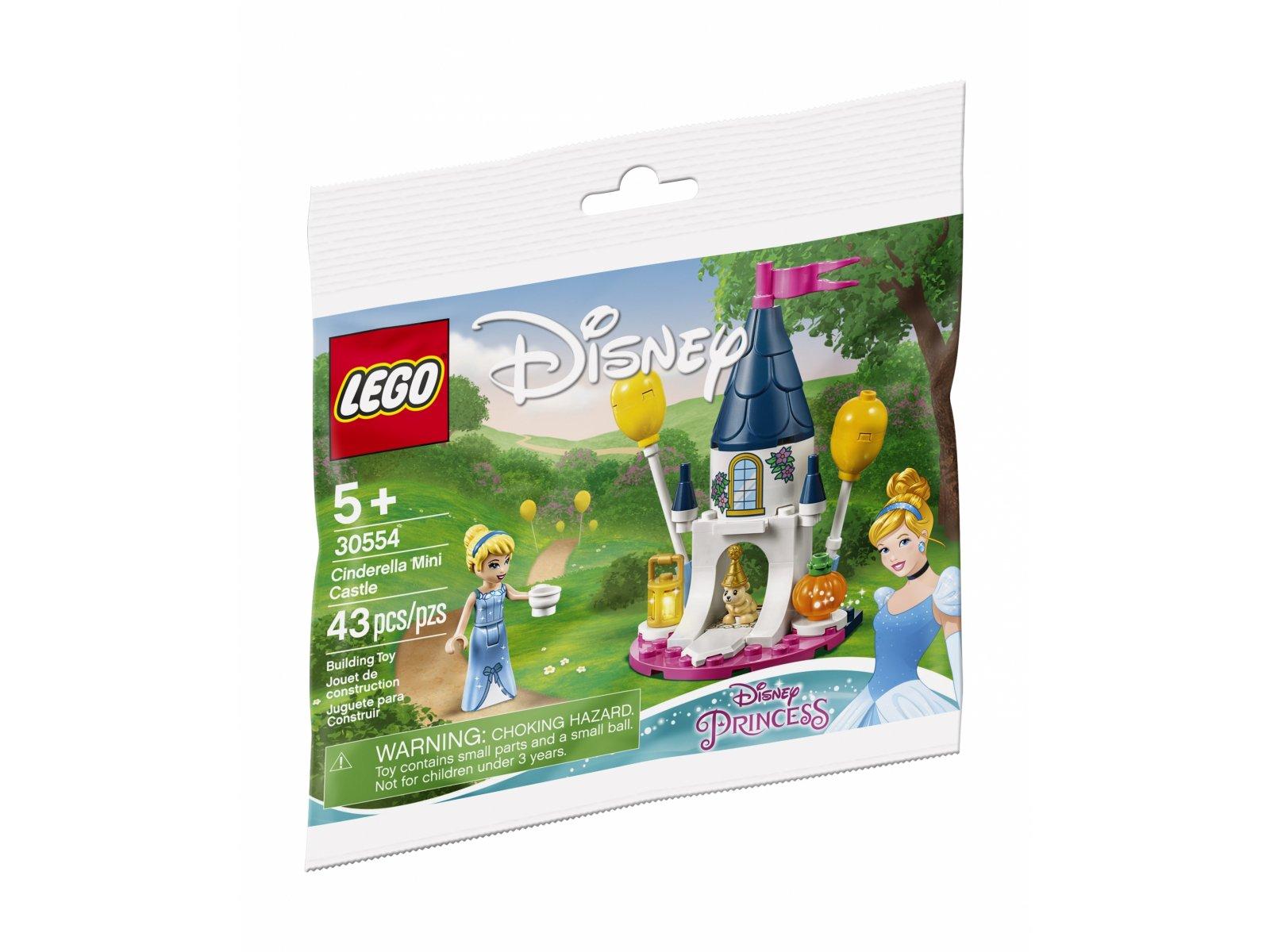 LEGO Disney Zameczek Kopciuszka 30554