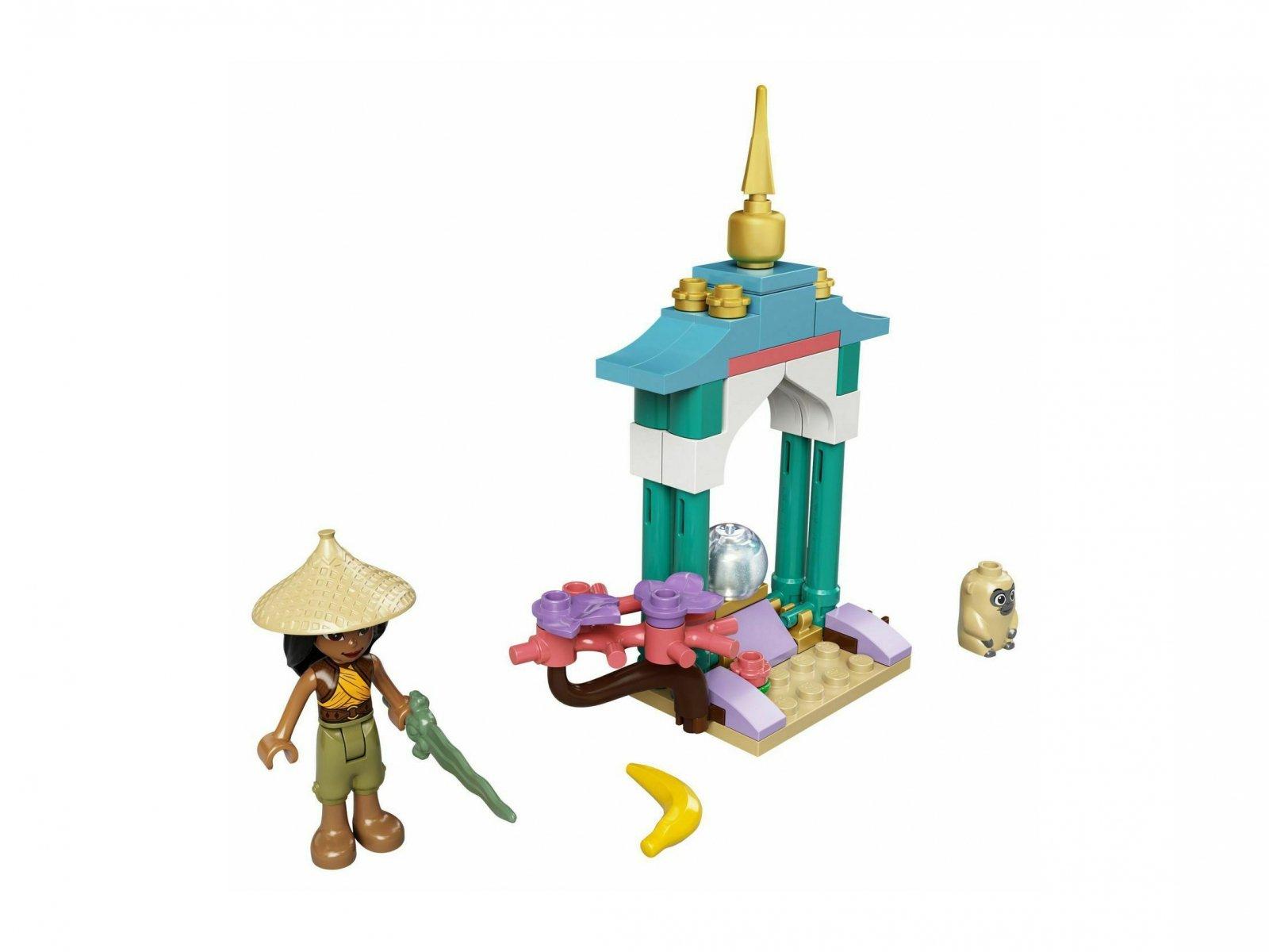 LEGO 30558 Raya, Ongi i wielka przygoda