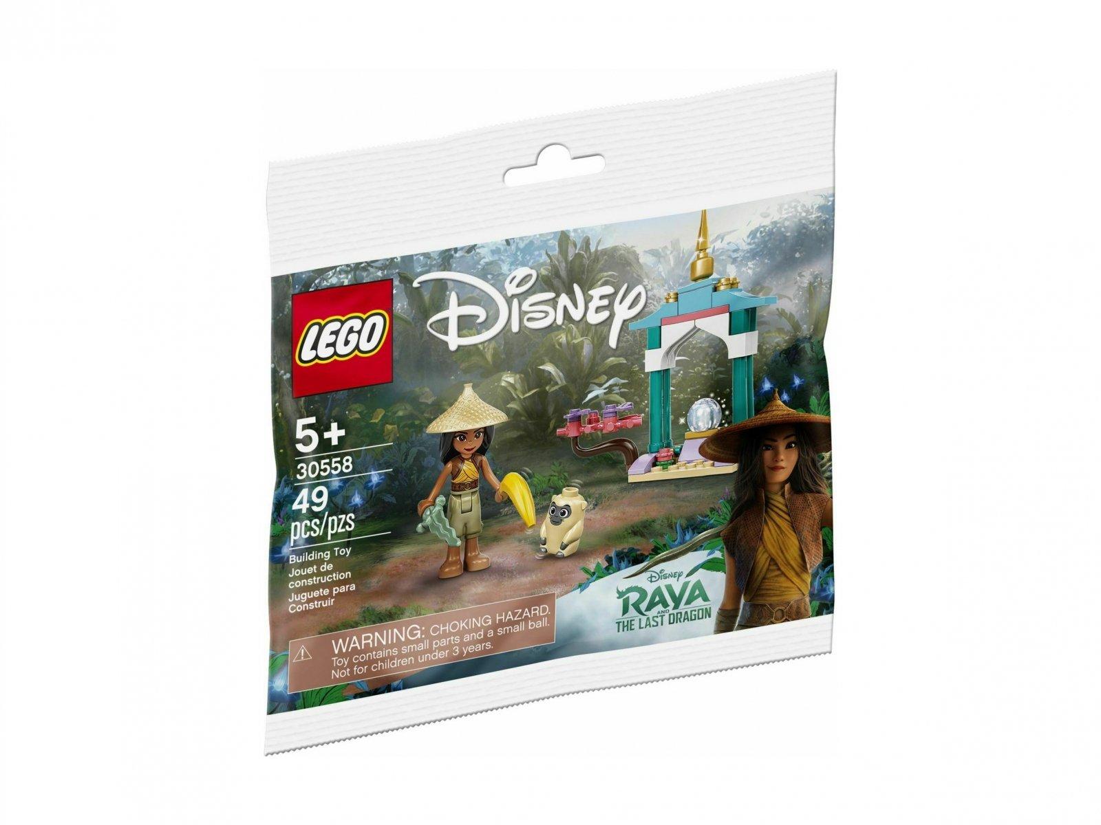 LEGO Disney Raya, Ongi i wielka przygoda 30558