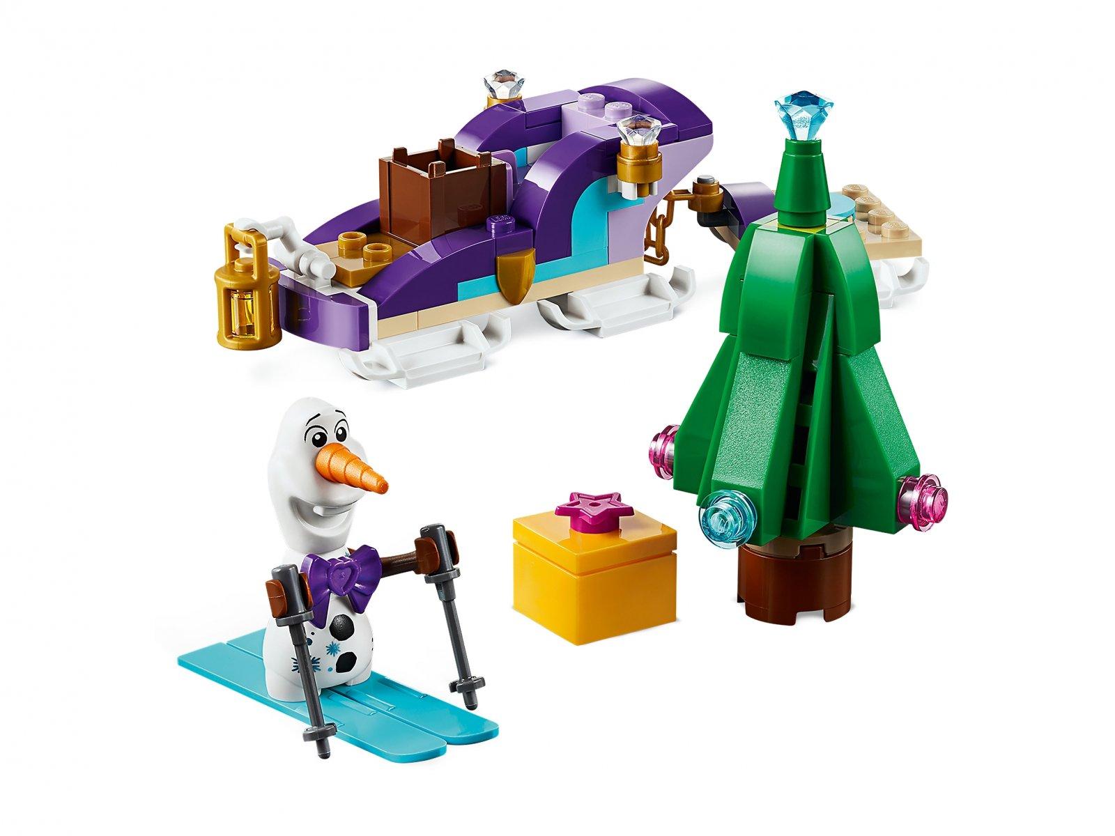 LEGO 40361 Disney™ Sanie Olafa