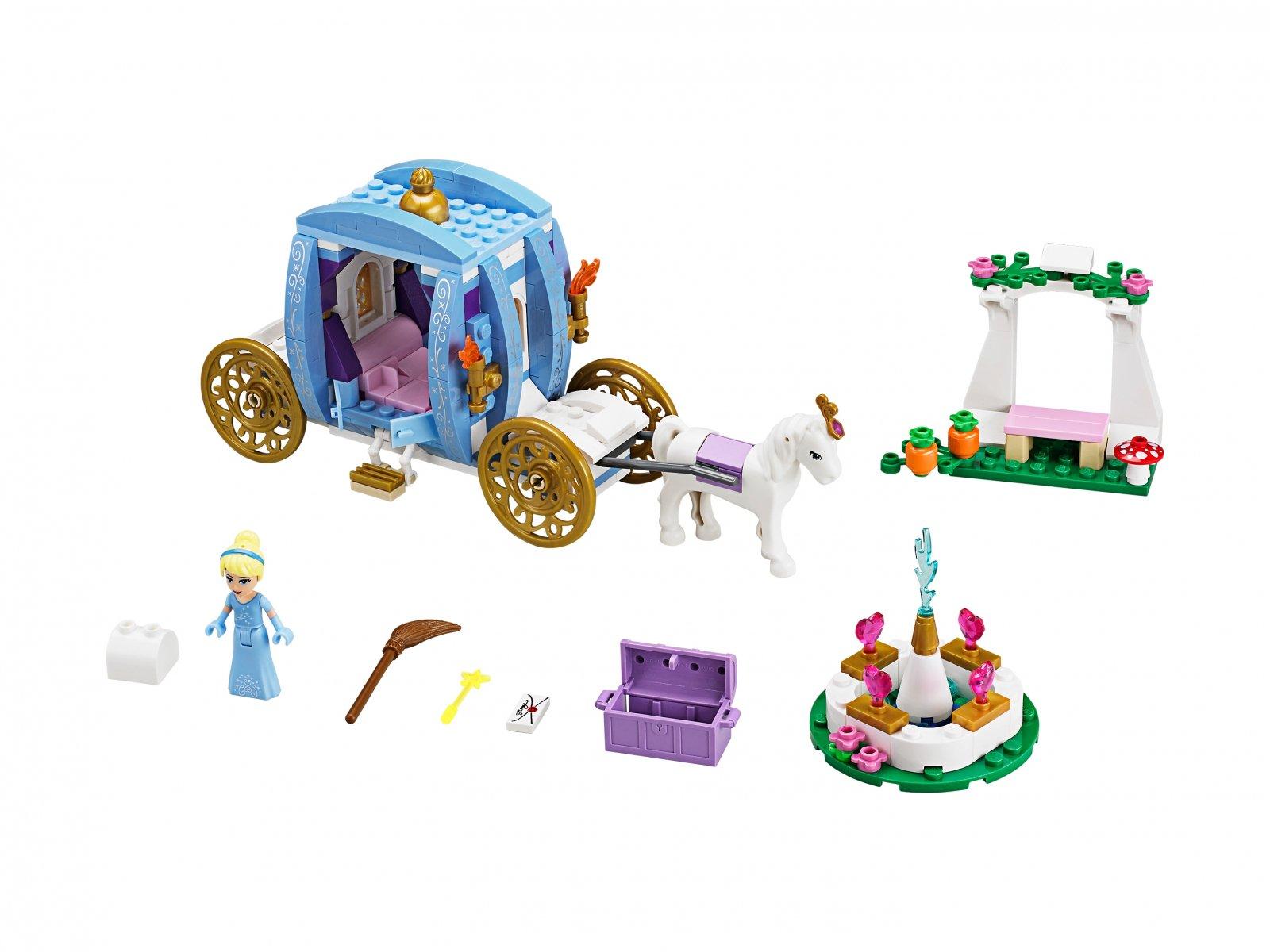 LEGO 41053 Disney™ Kareta Kopciuszka