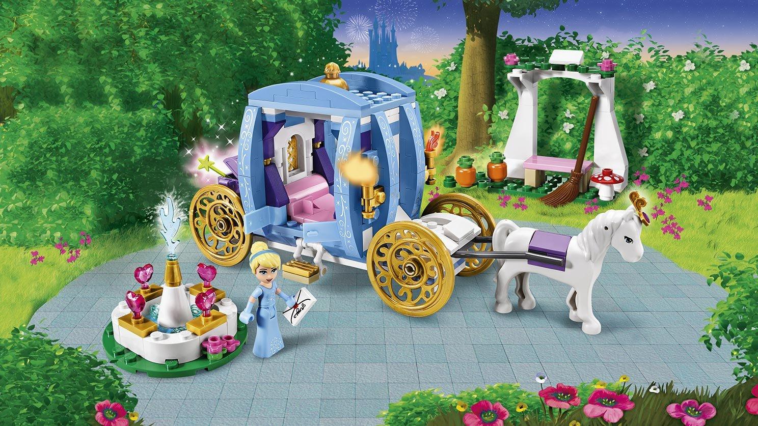 LEGO 41053 Kareta Kopciuszka