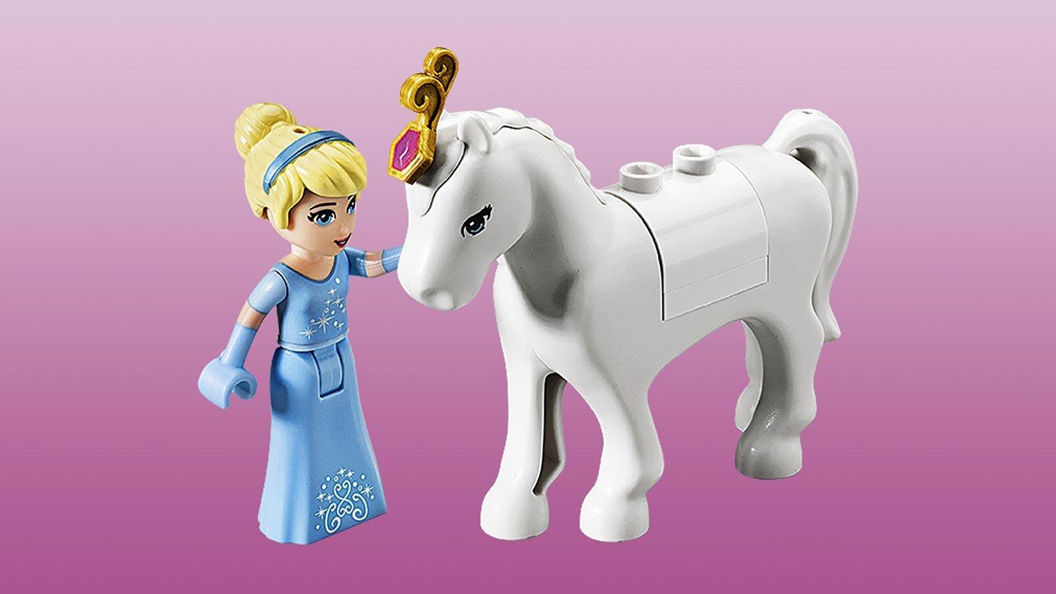 LEGO Disney™ 41053 Kareta Kopciuszka