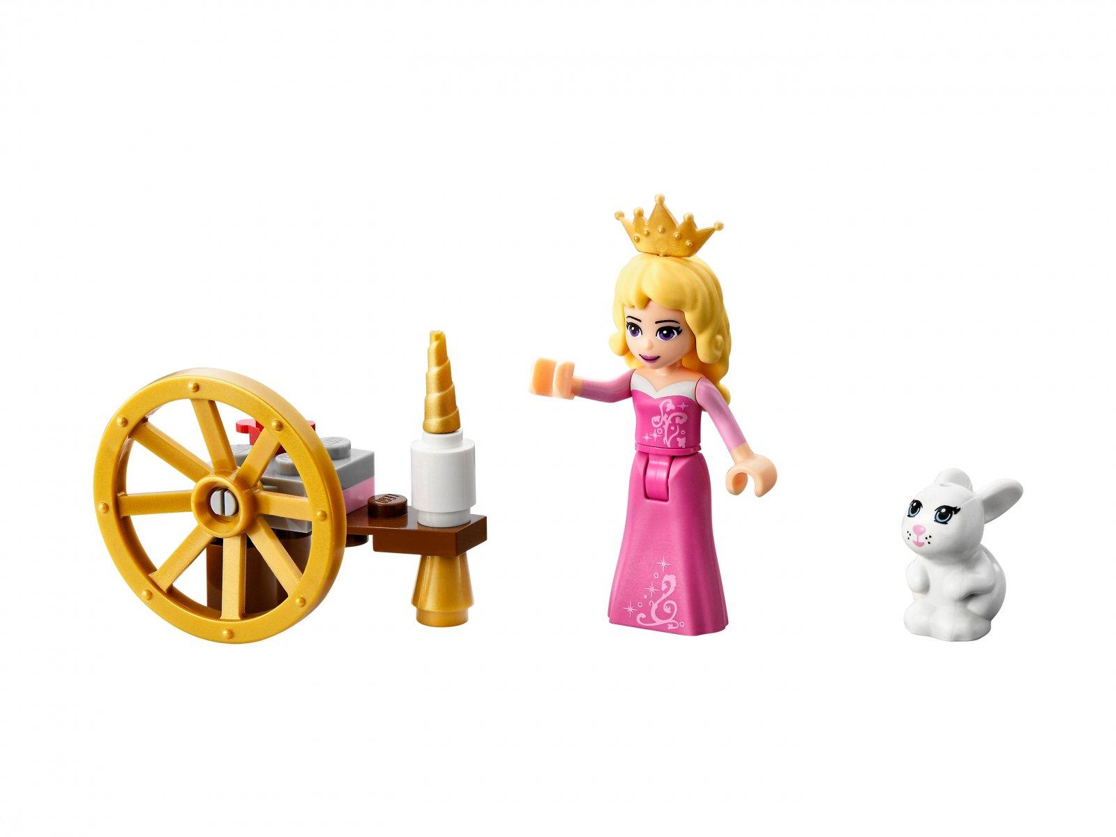 LEGO Disney 41060 Sypialnia w pałacu Śpiącej Królewny