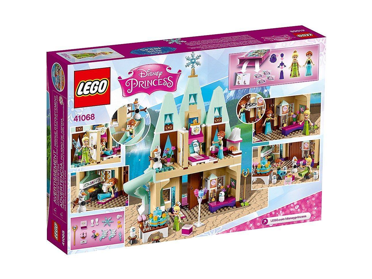 LEGO Disney™ Uroczystość w zamku Arendelle 41068
