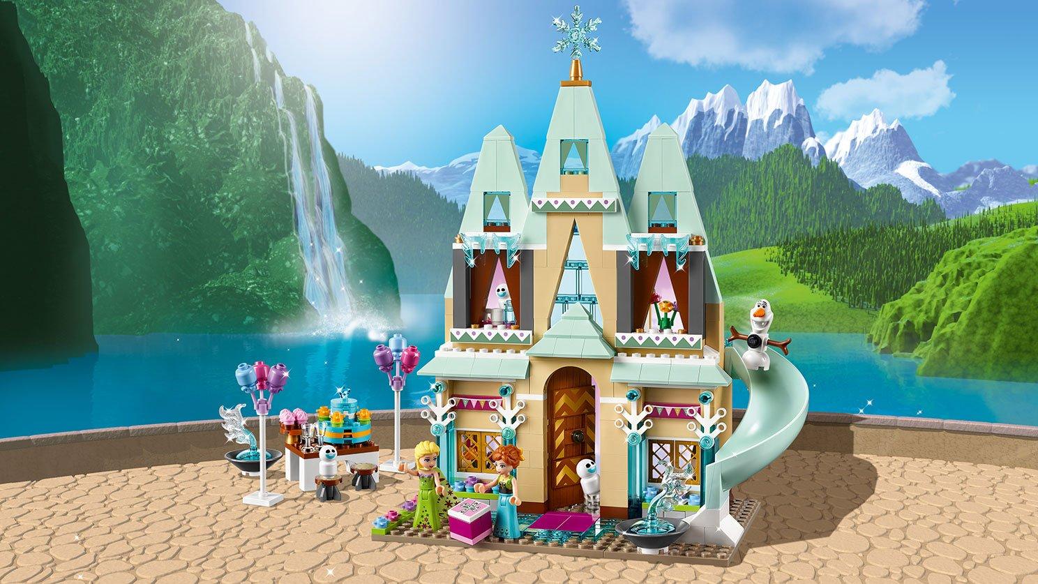 LEGO 41068 Uroczystość w zamku Arendelle