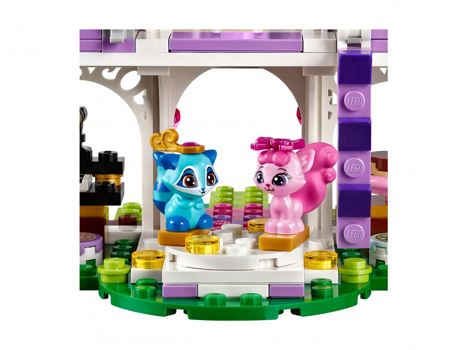 Zamek ZwierzątekZklocków Disney Królewski pl Lego 41142 jL354ARq