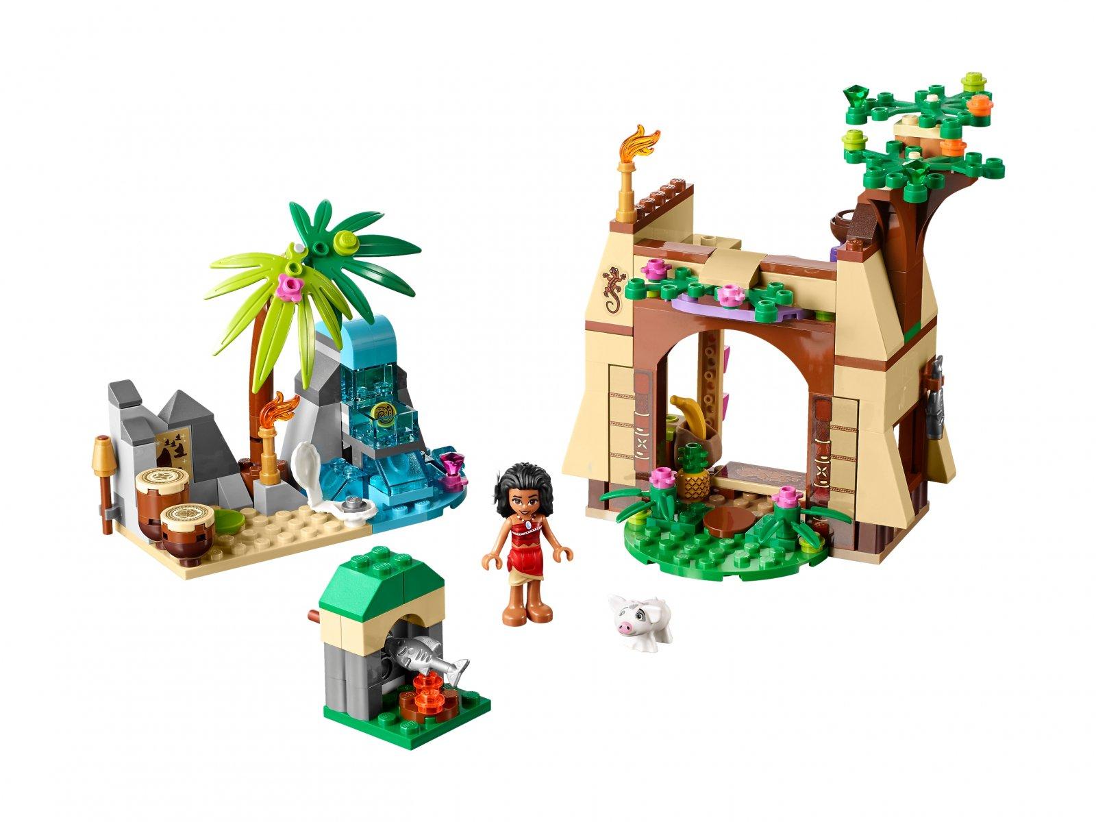 LEGO Disney™ 41149 Przygoda Vaiany na wyspie