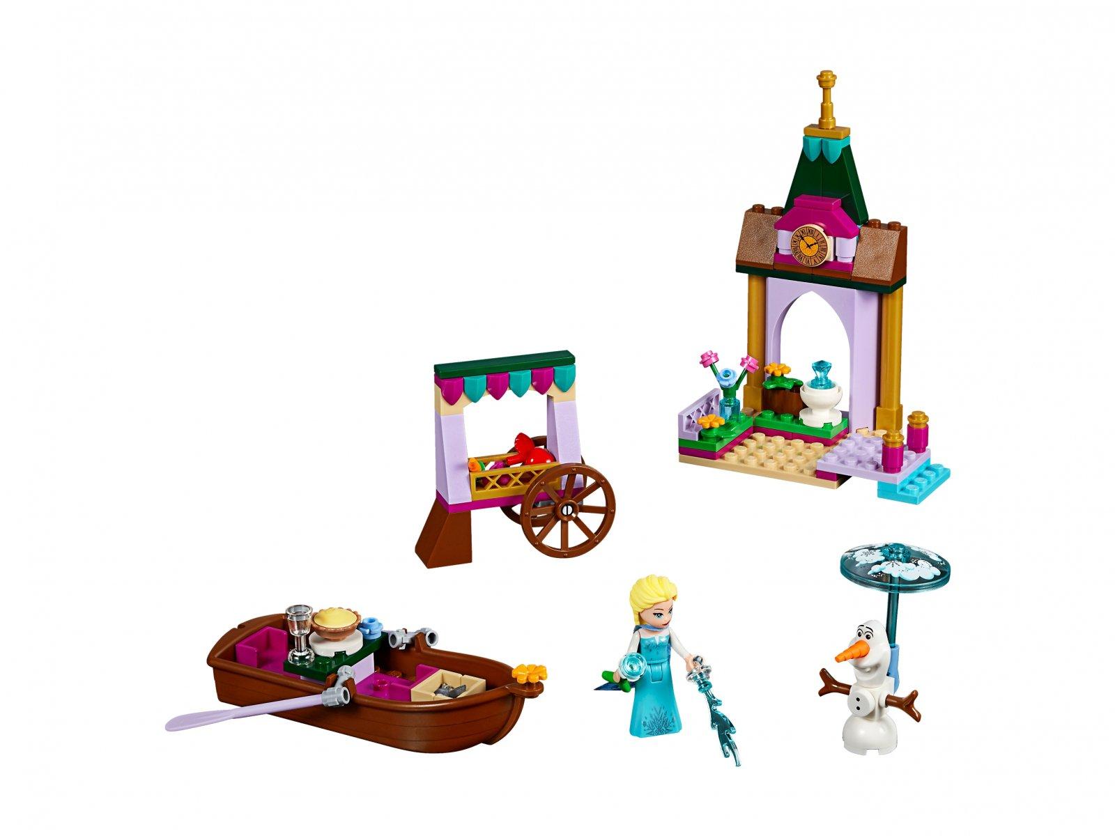 LEGO Disney™ Przygoda Elzy na targu 41155