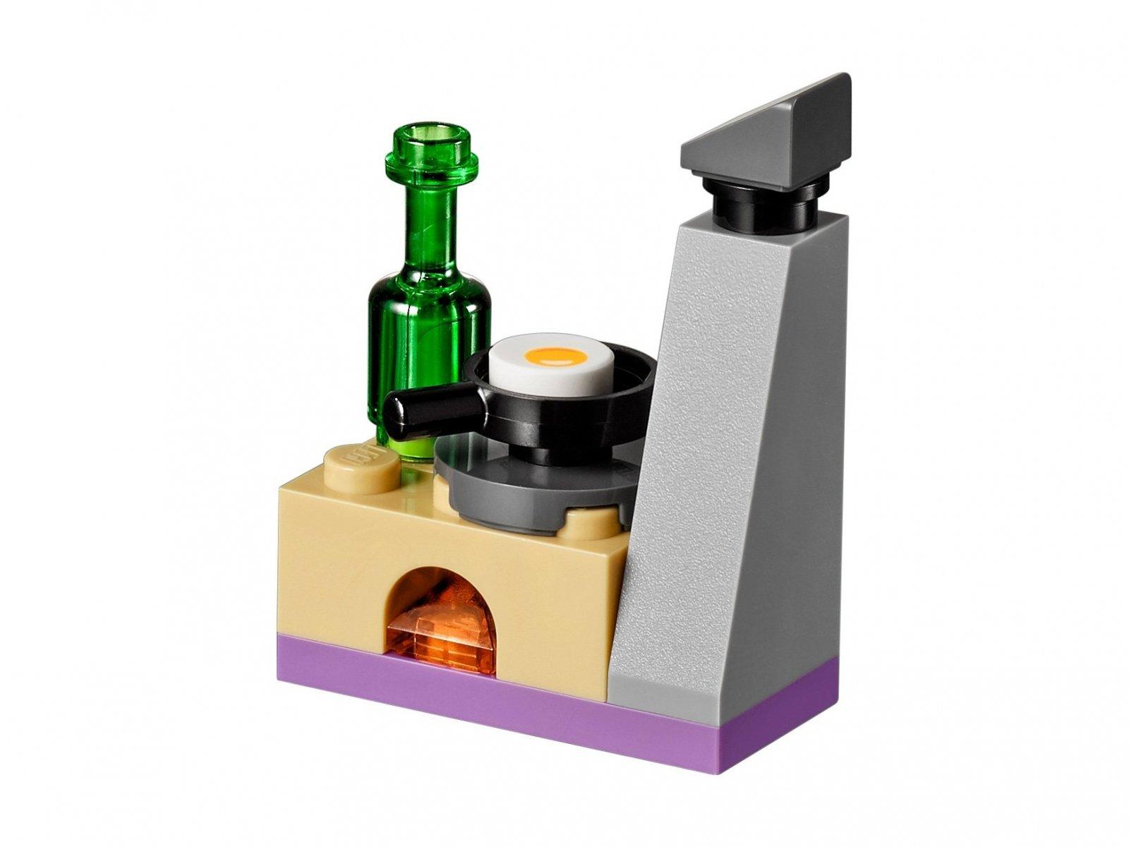 LEGO 41157 Disney™ Karawana podróżna Roszpunki