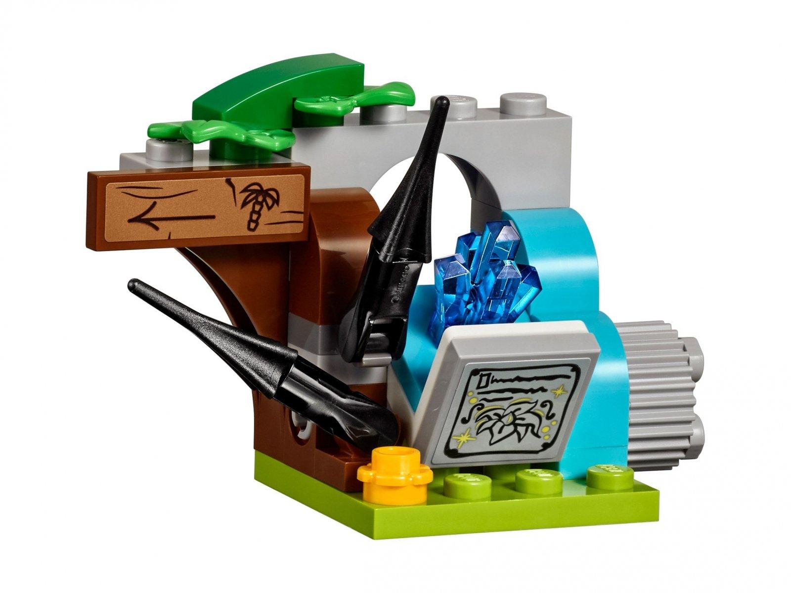 LEGO Disney™ 41157 Karawana podróżna Roszpunki