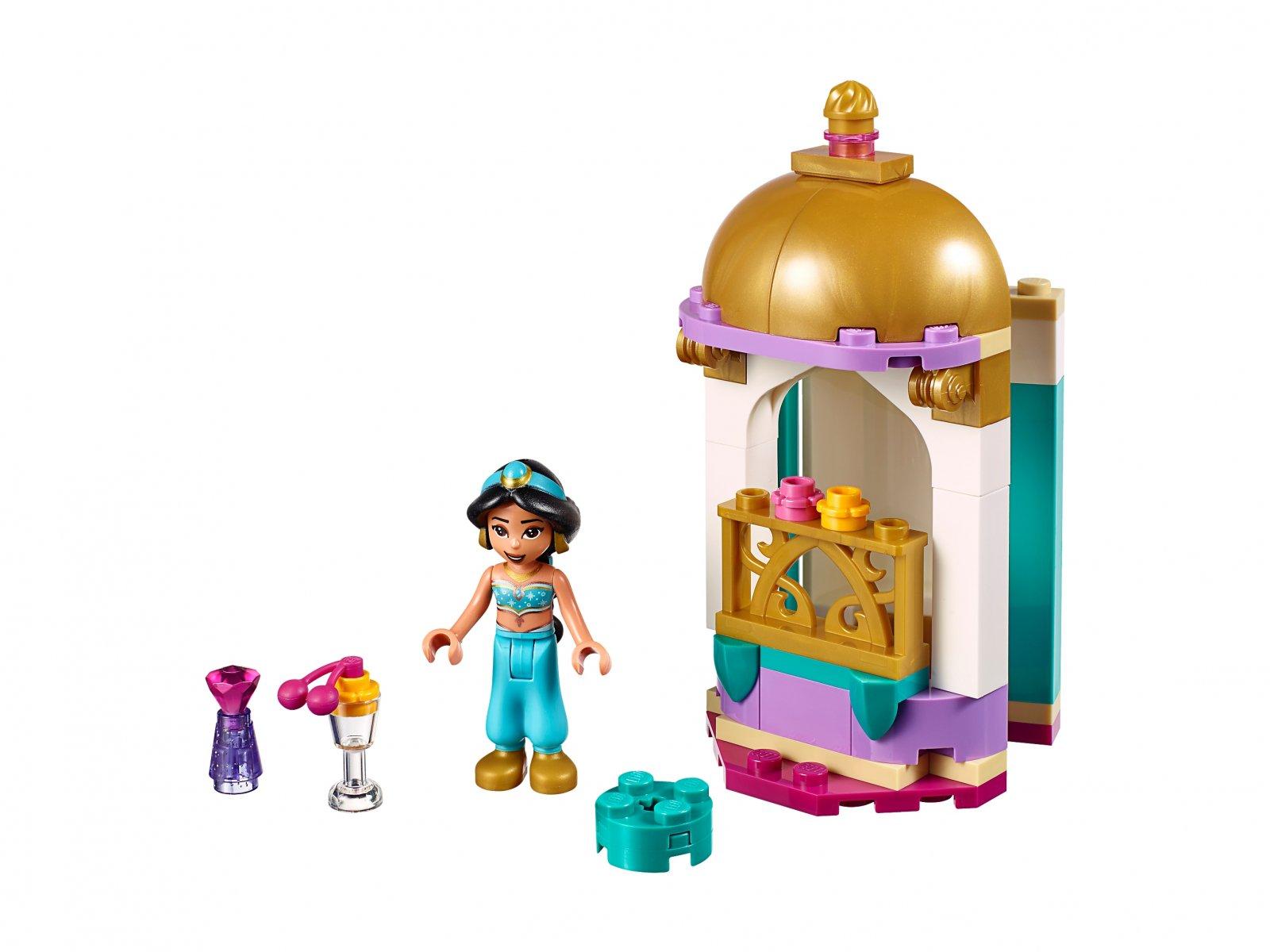 LEGO Disney™ Wieżyczka Dżasminy