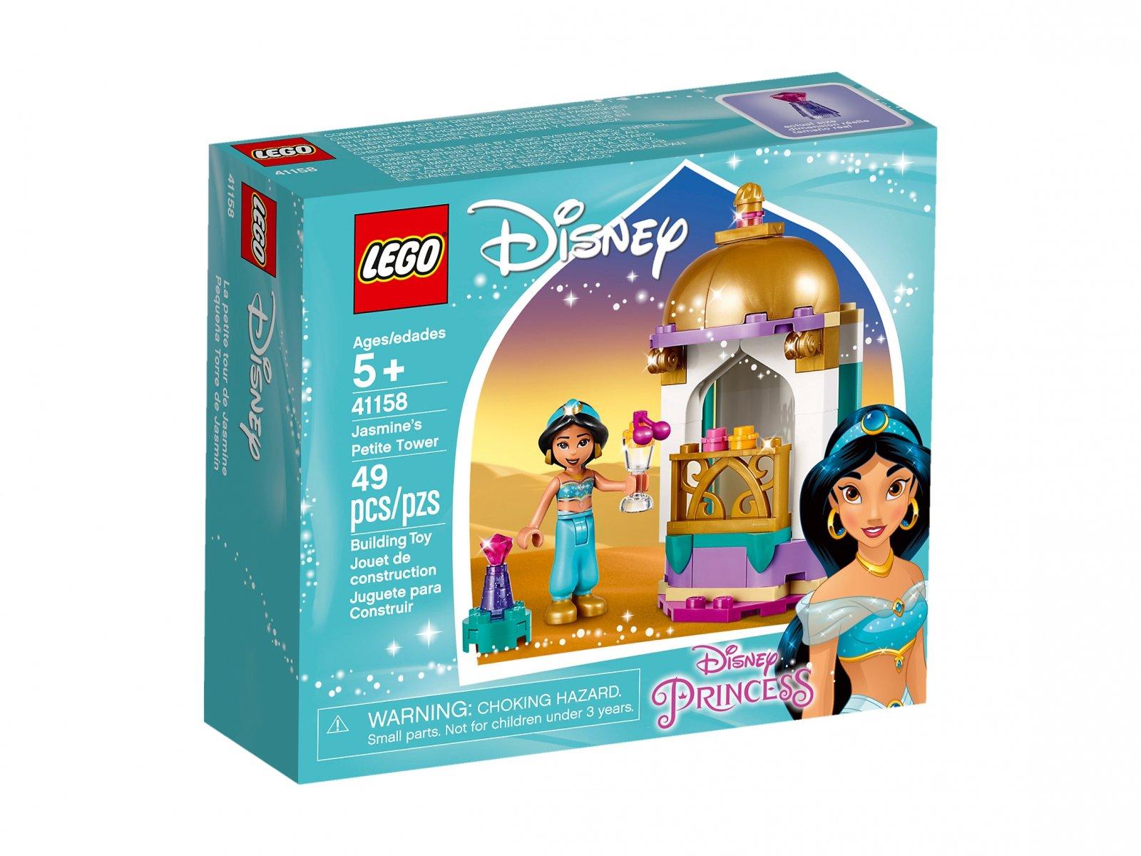 LEGO Disney™ Wieżyczka Dżasminy 41158
