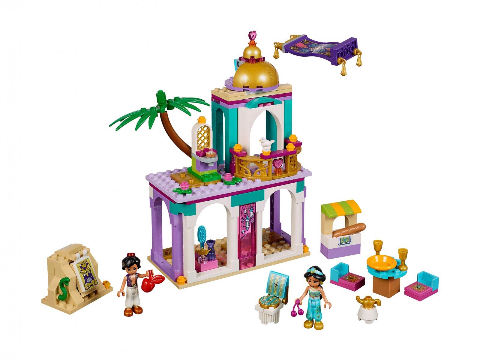 LEGO Disney™ Pałacowe przygody Aladyna i Dżasminy