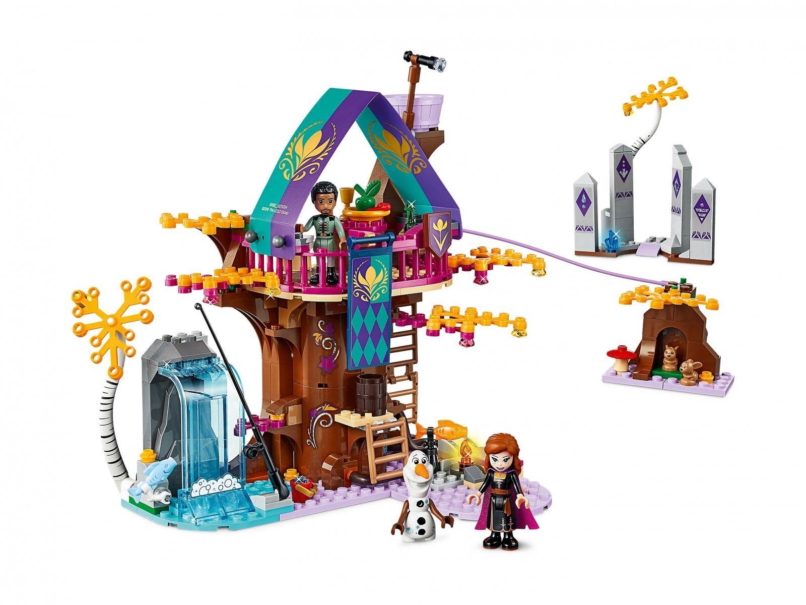 LEGO Disney™ 41164 Zaczarowany domek na drzewie