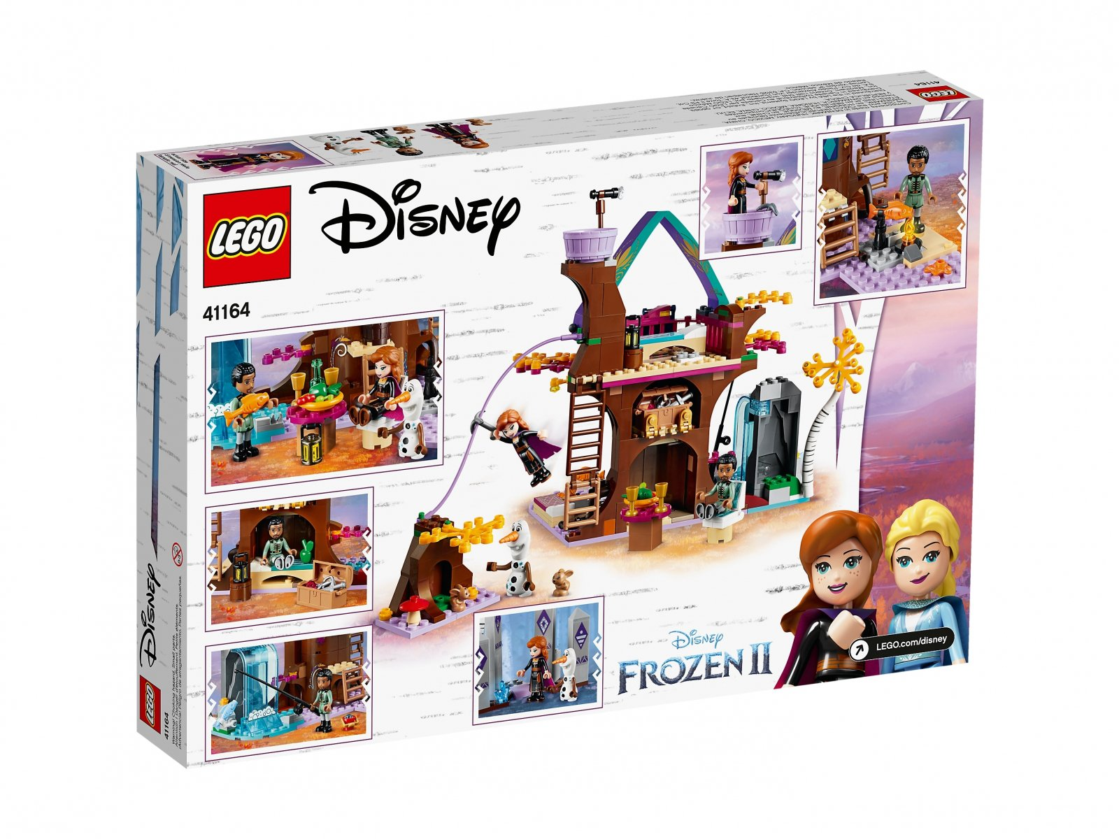 LEGO 41164 Disney™ Zaczarowany domek na drzewie
