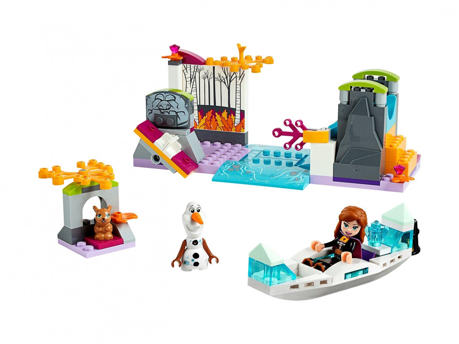 LEGO Disney™ 41165 Spływ kajakowy Anny