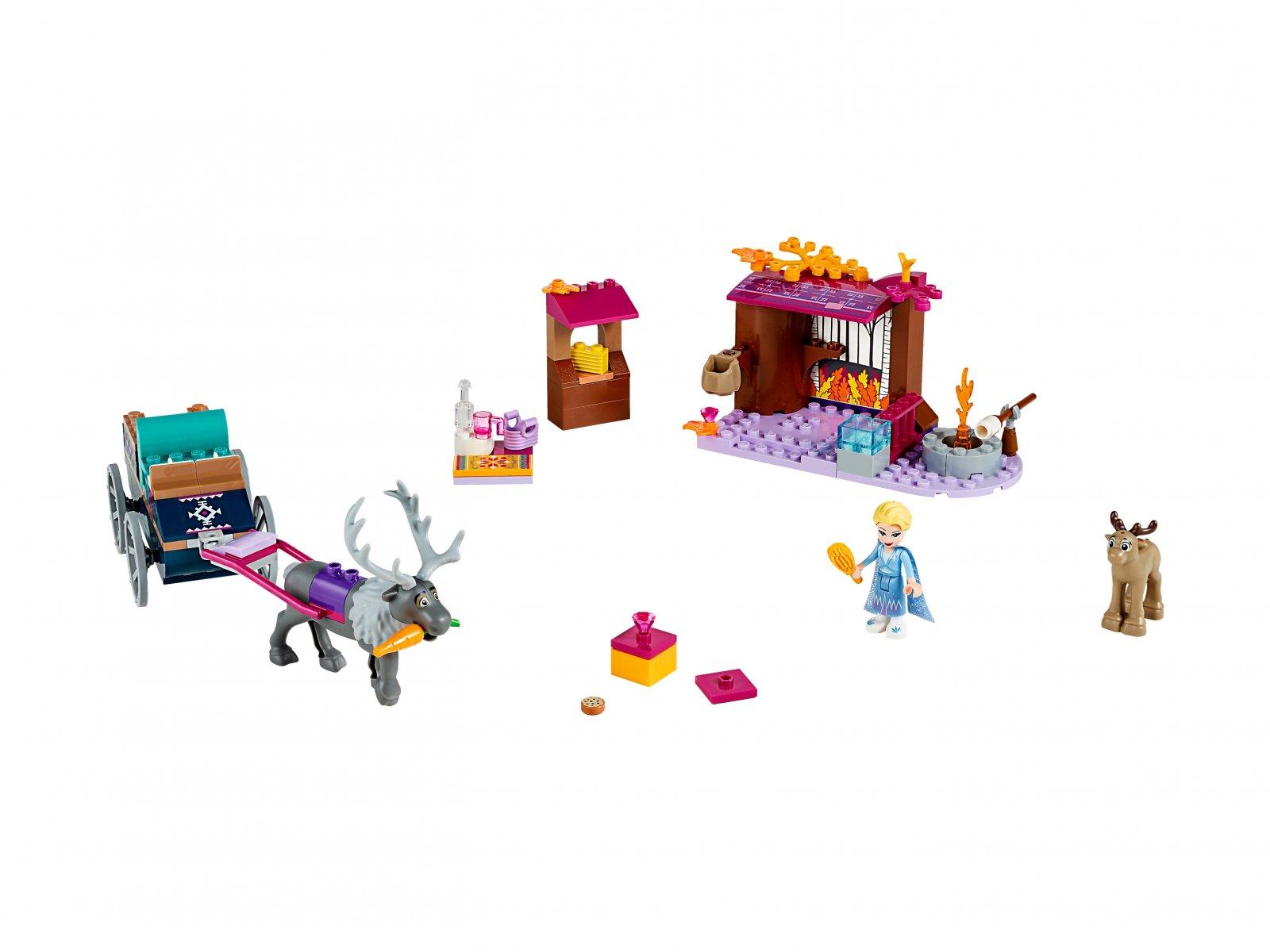 LEGO Disney™ Wyprawa Elsy 41166