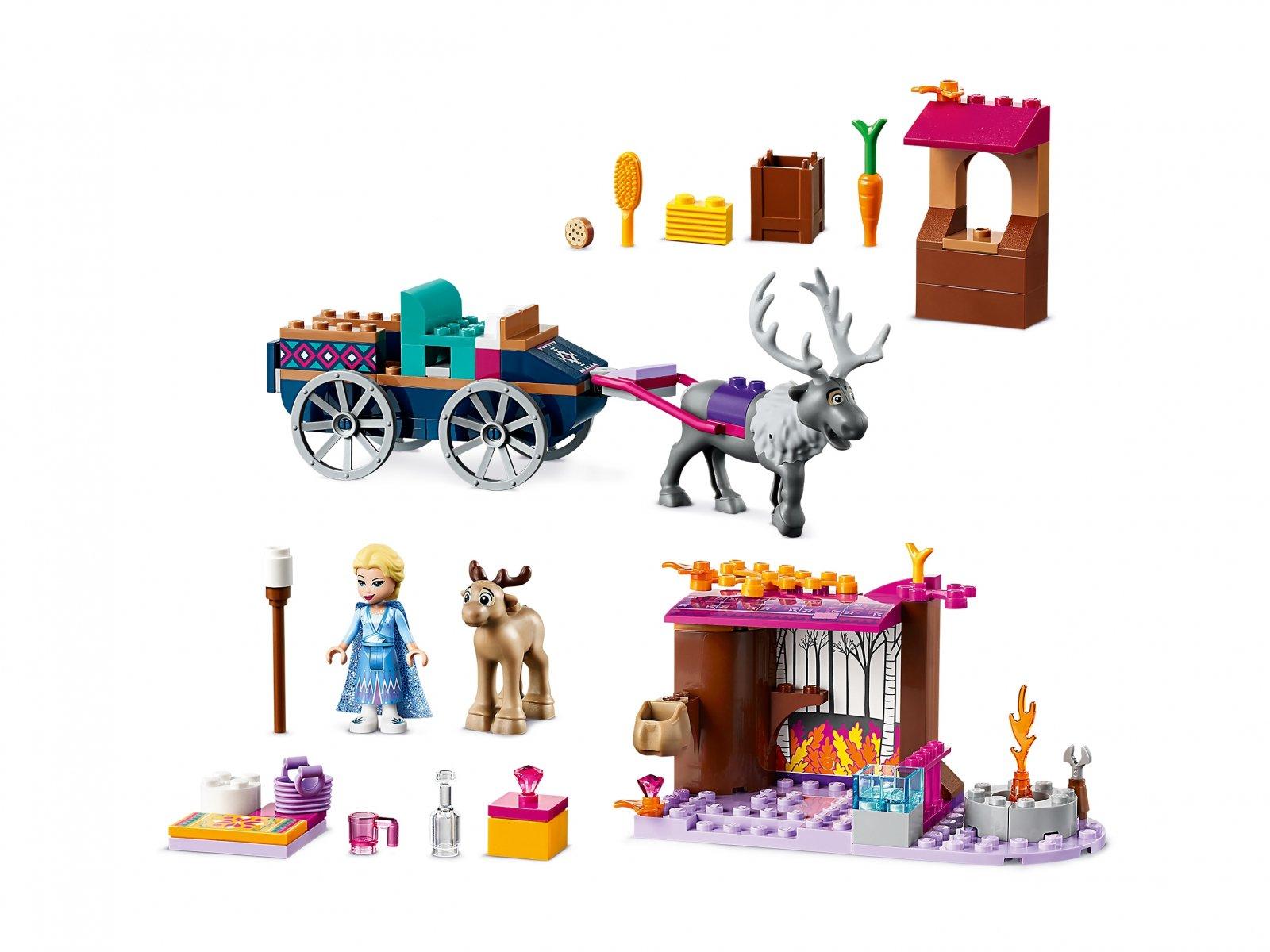 LEGO 41166 Wyprawa Elsy