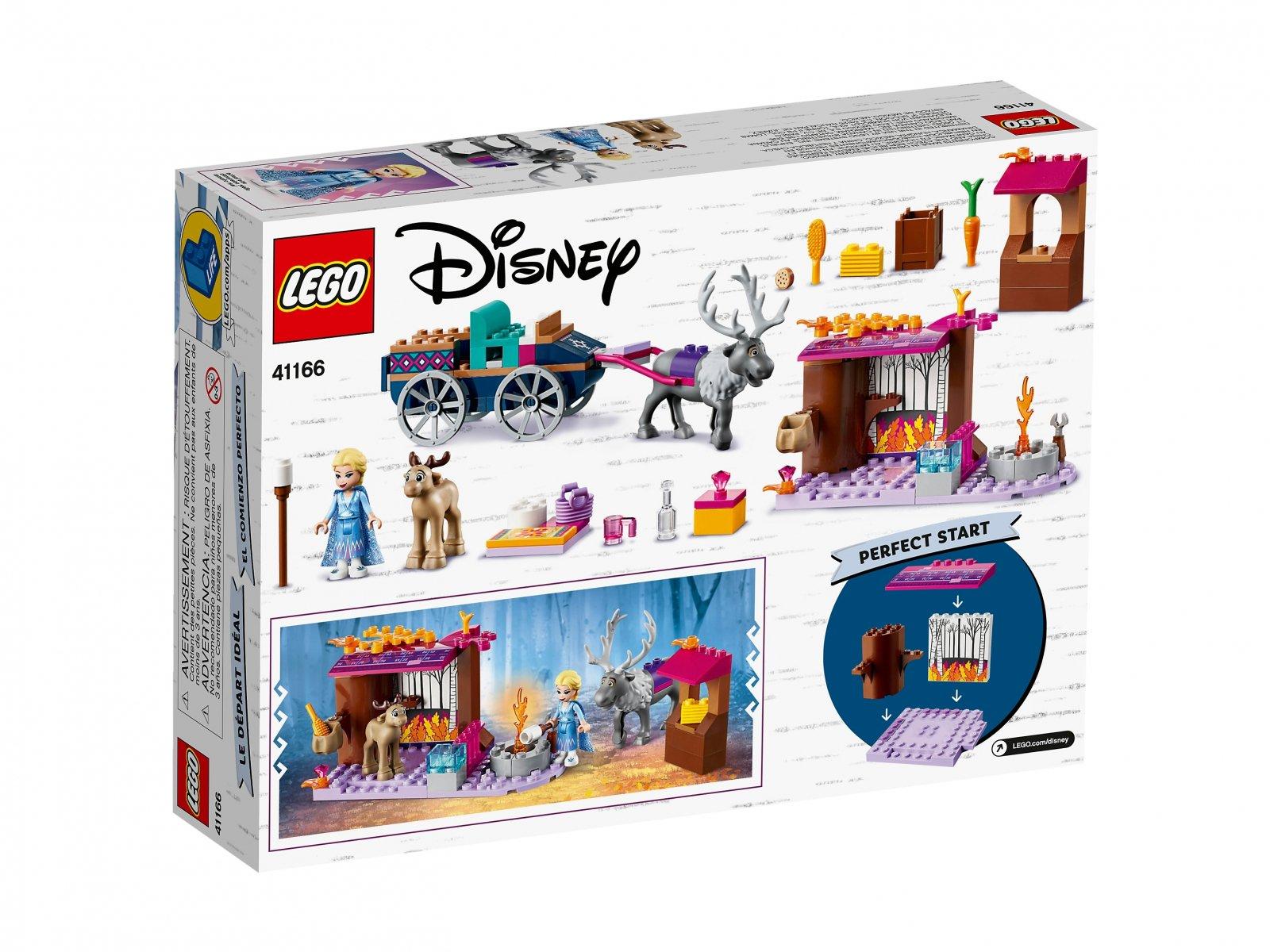 LEGO Disney™ 41166 Wyprawa Elsy