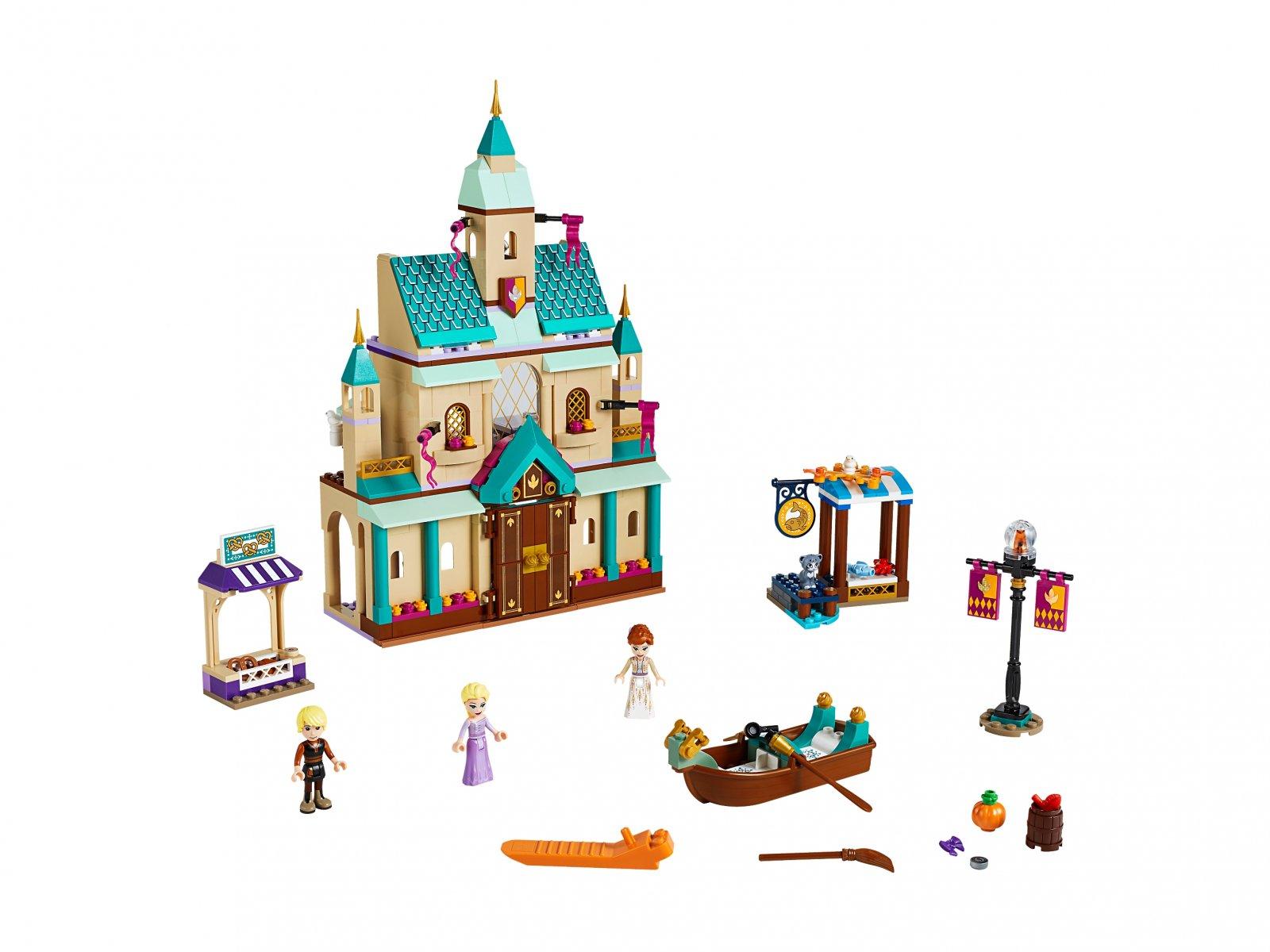 LEGO Disney™ Zamkowa wioska w Arendelle 41167