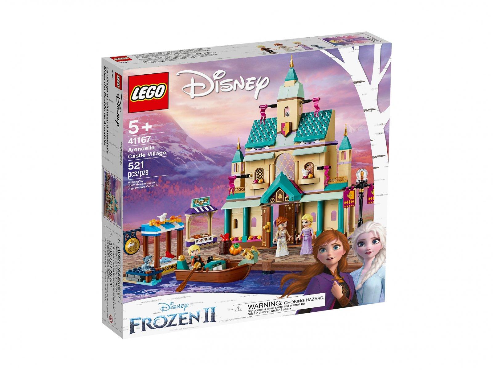 LEGO 41167 Disney™ Zamkowa wioska w Arendelle