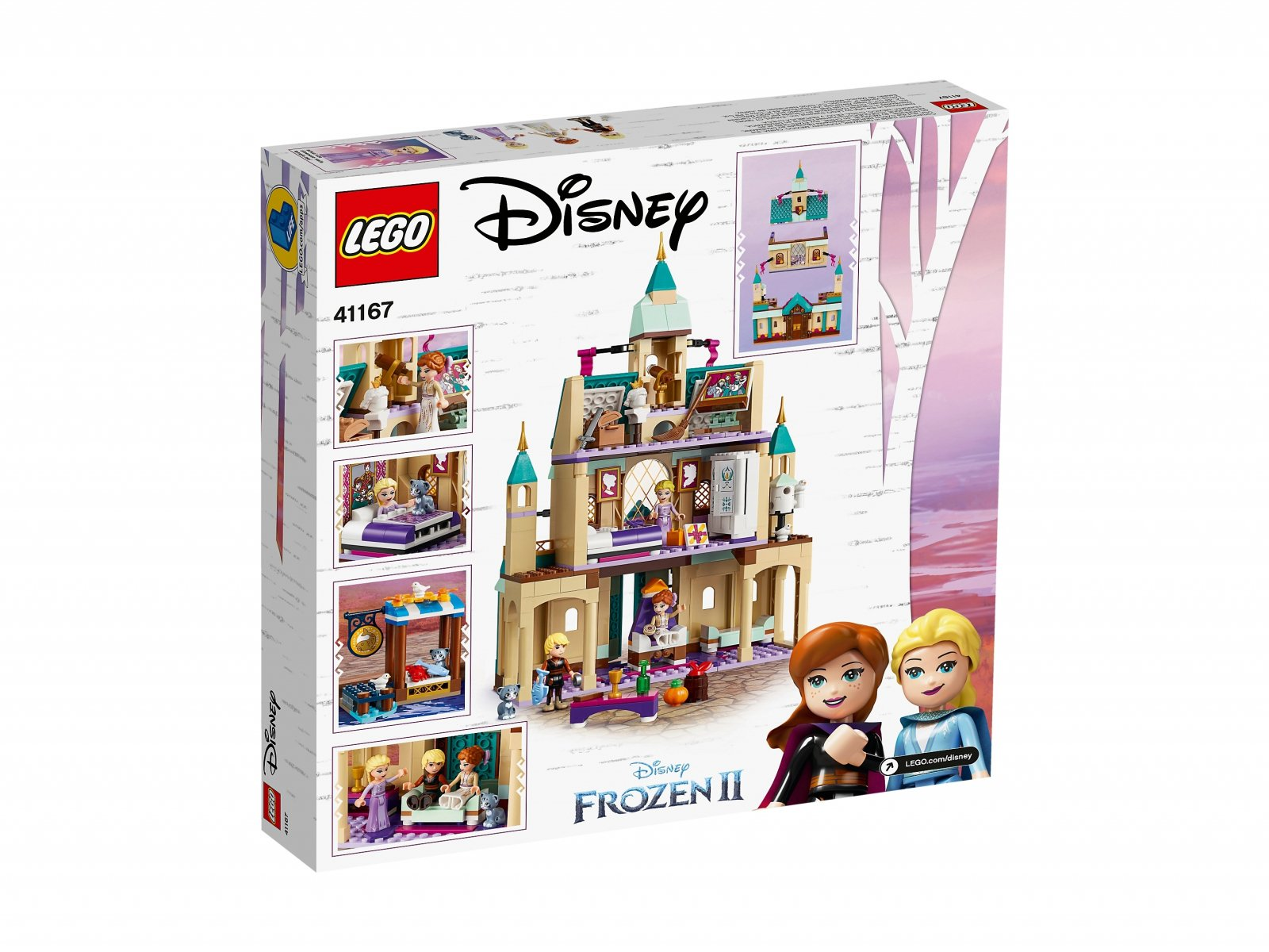 LEGO Disney™ 41167 Zamkowa wioska w Arendelle