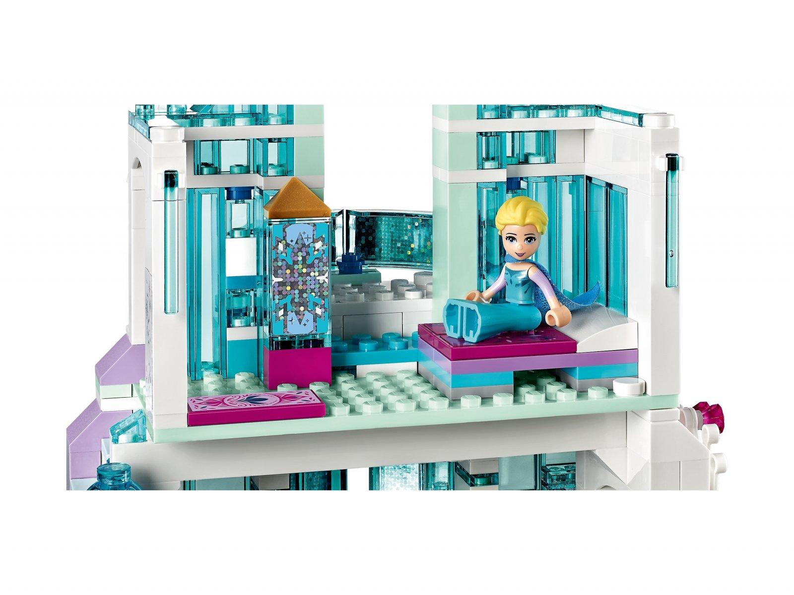 LEGO Disney™ 43172 Magiczny lodowy pałac Elsy