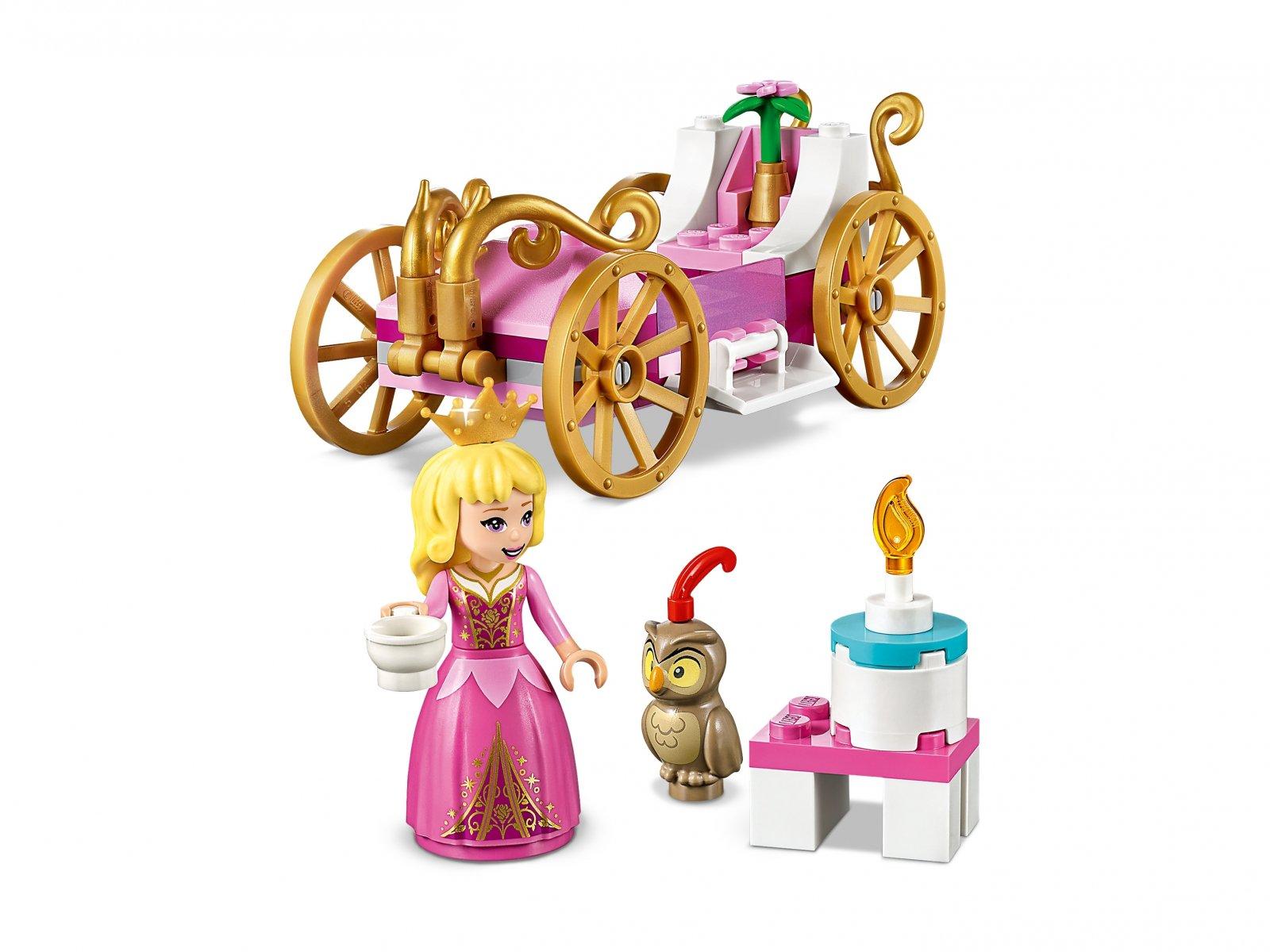 LEGO Disney™ Królewska karoca Aurory 43173