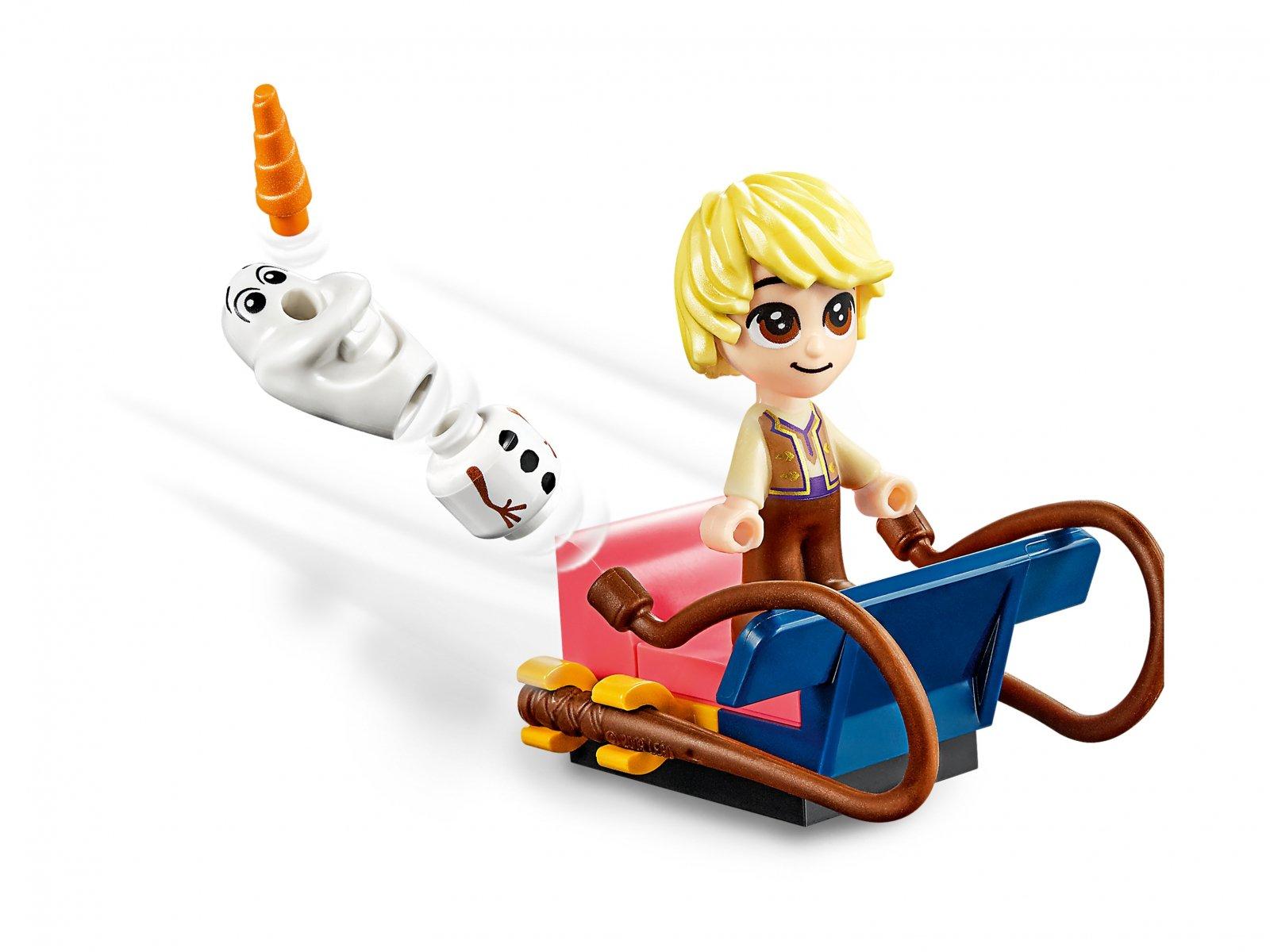 LEGO Disney™ Książka z przygodami Anny i Elsy 43175
